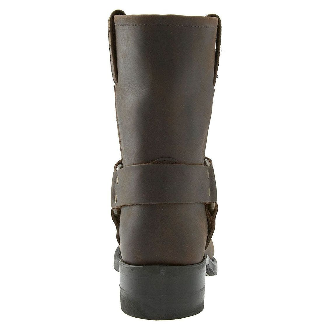 'Harness 8R' Boot,                             Alternate thumbnail 4, color,                             GAUCHO