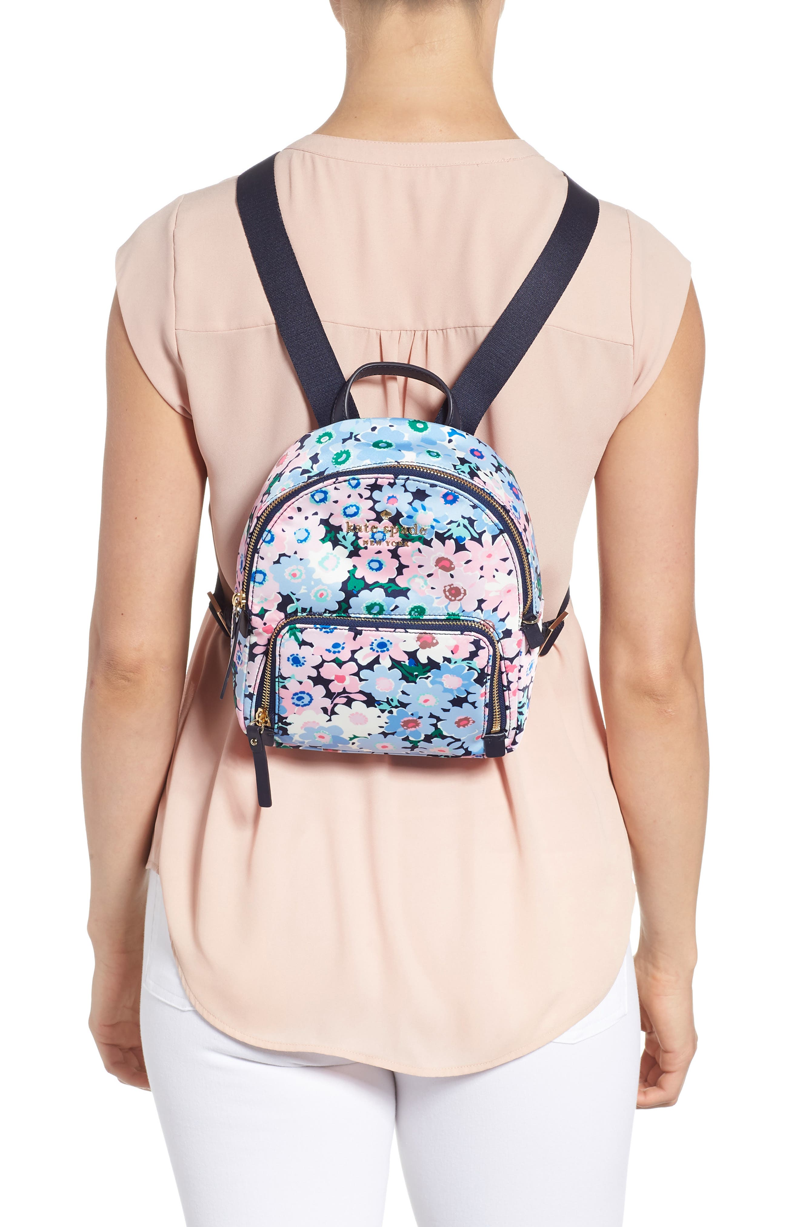 watson lane - daisy garden small hartley backpack,                             Alternate thumbnail 2, color,                             400