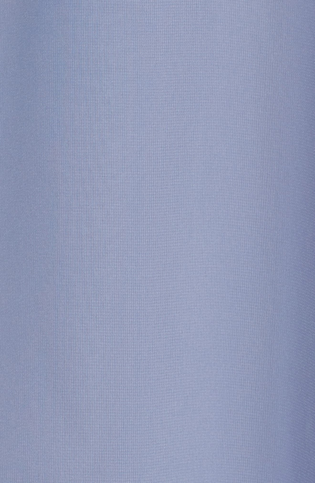 One-Shoulder Chiffon A-Line Gown,                             Alternate thumbnail 5, color,                             020