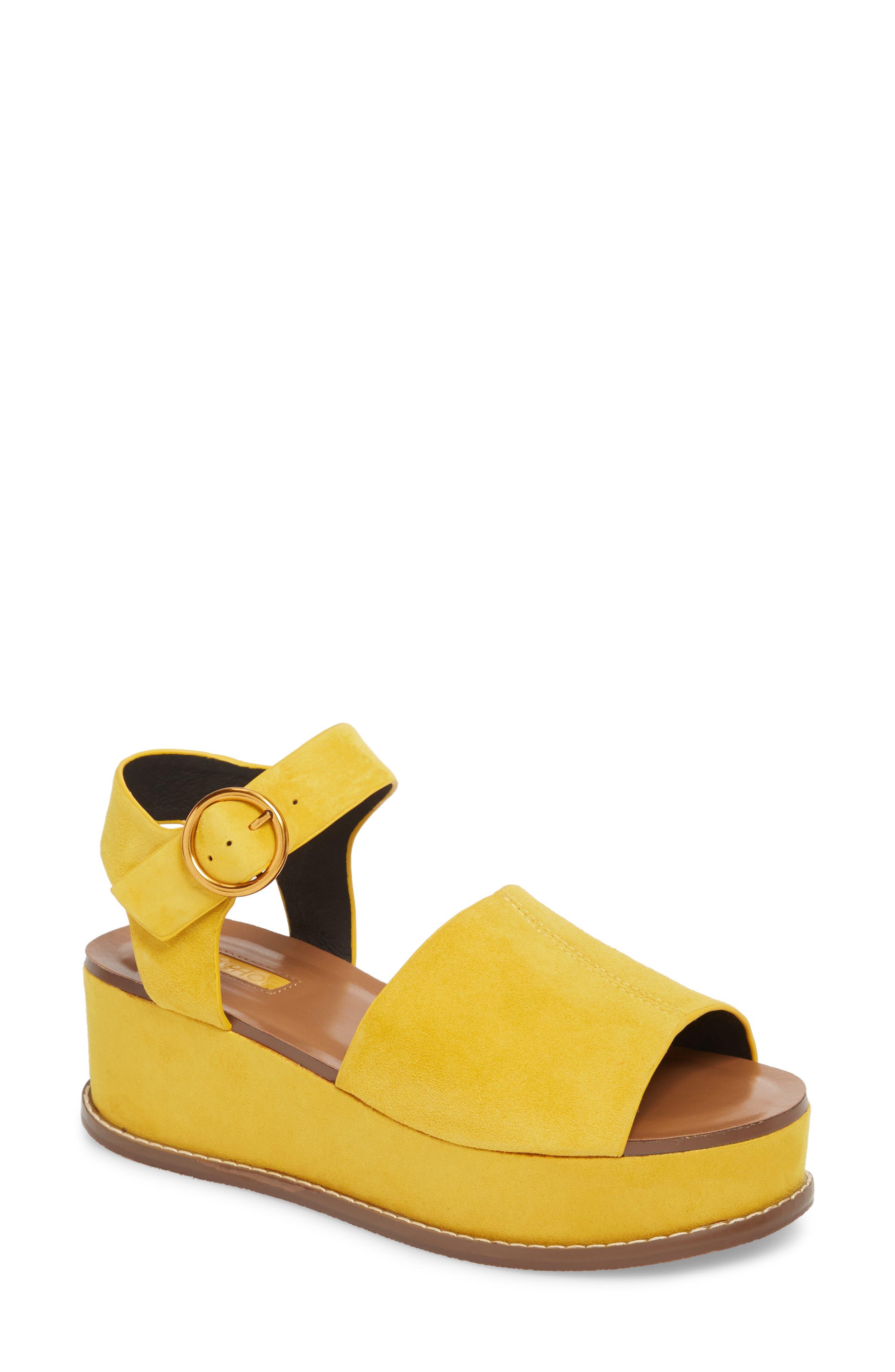 Wow Platform Wedge Sandal,                             Main thumbnail 2, color,
