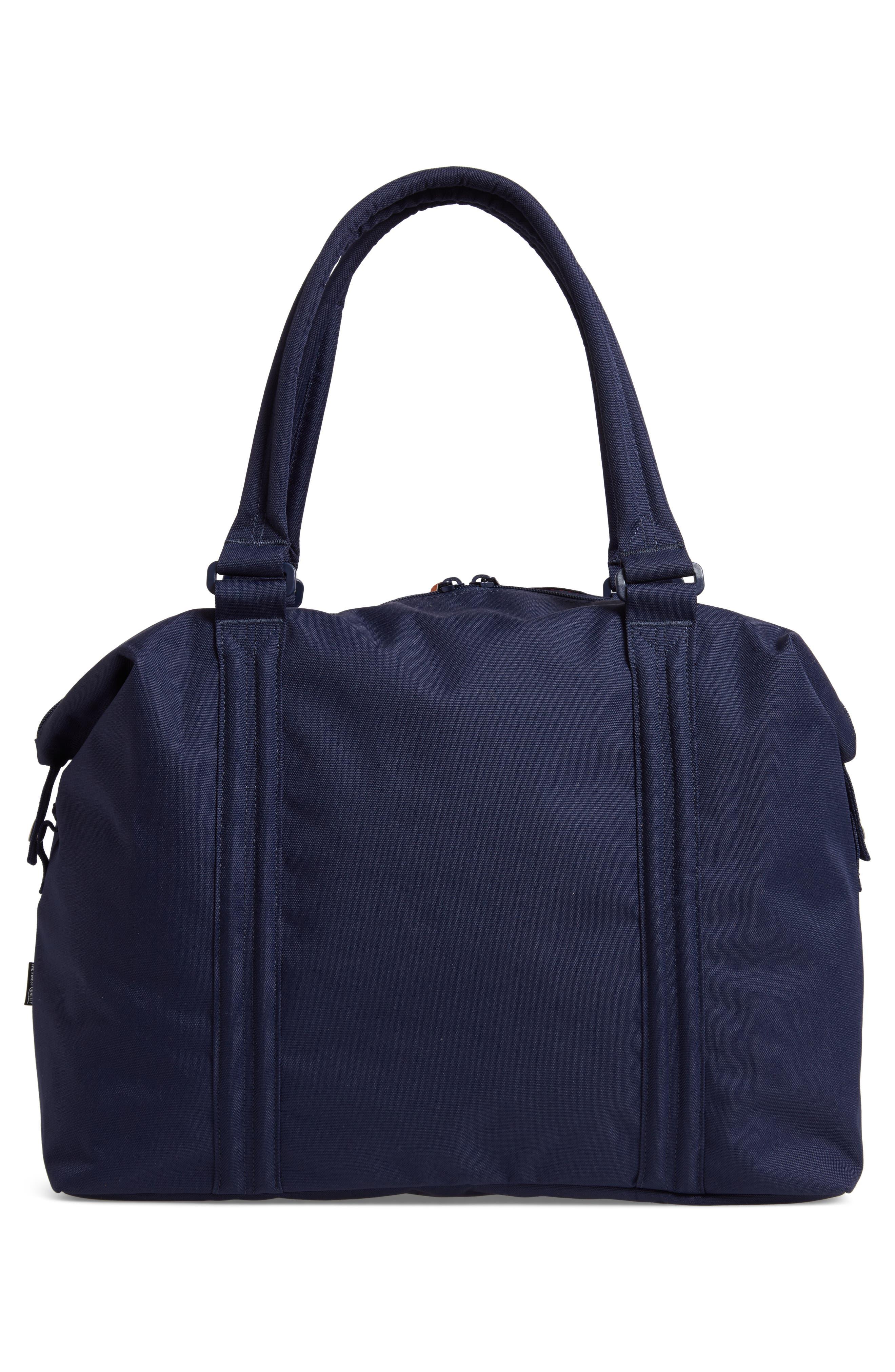 Strand Duffel Bag,                             Alternate thumbnail 3, color,                             PEACOAT