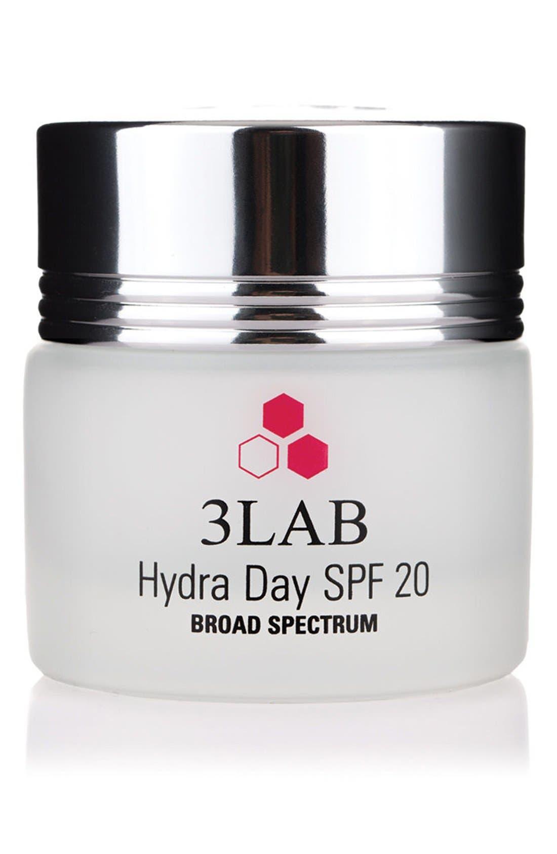 Hydra Day Water-Based Sunscreen SPF 20,                             Main thumbnail 1, color,