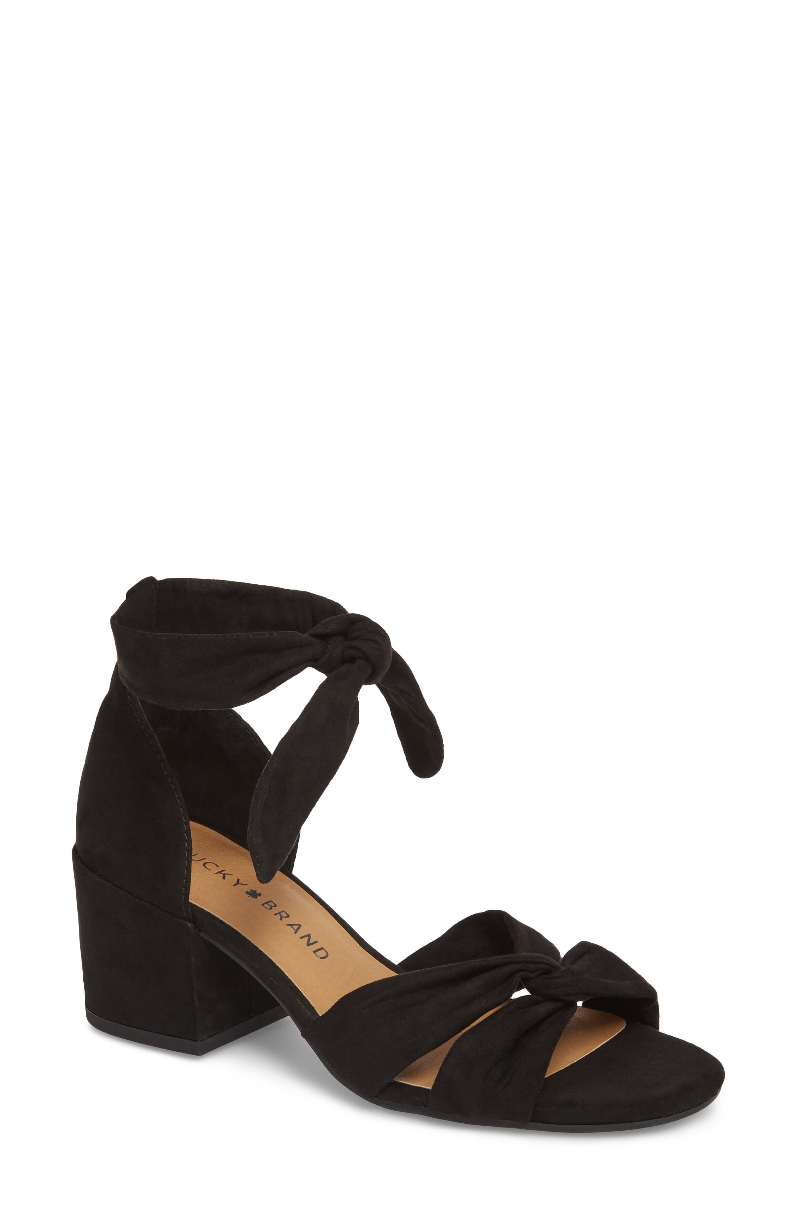 Xaylah Ankle Strap Sandal,                             Main thumbnail 1, color,