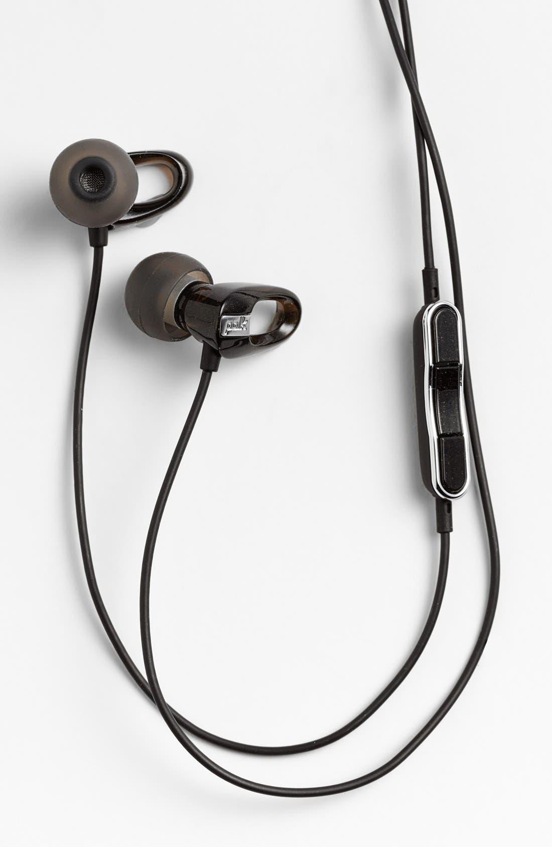'Nue Voe' In-Ear Headphones,                             Main thumbnail 1, color,                             001