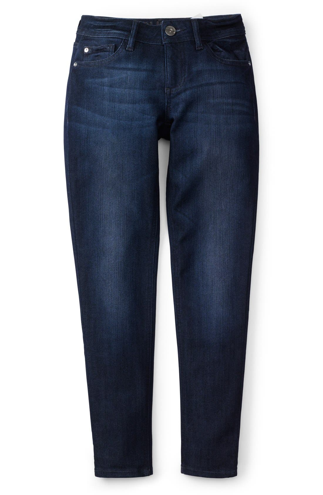 'Chloe' Skinny Jeans,                         Main,                         color, LIMA