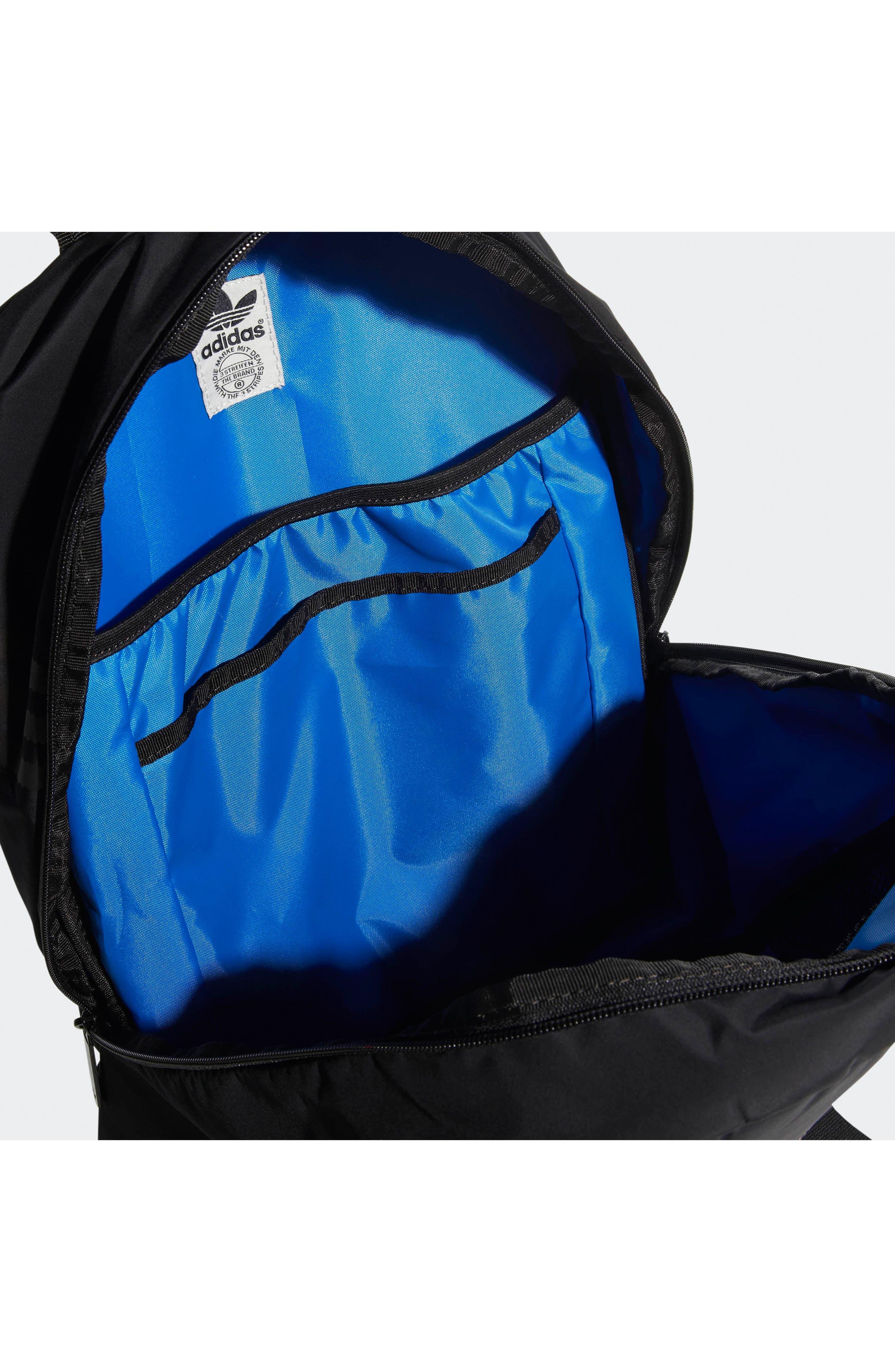 National Plus Backpack,                             Alternate thumbnail 3, color,                             BLACK