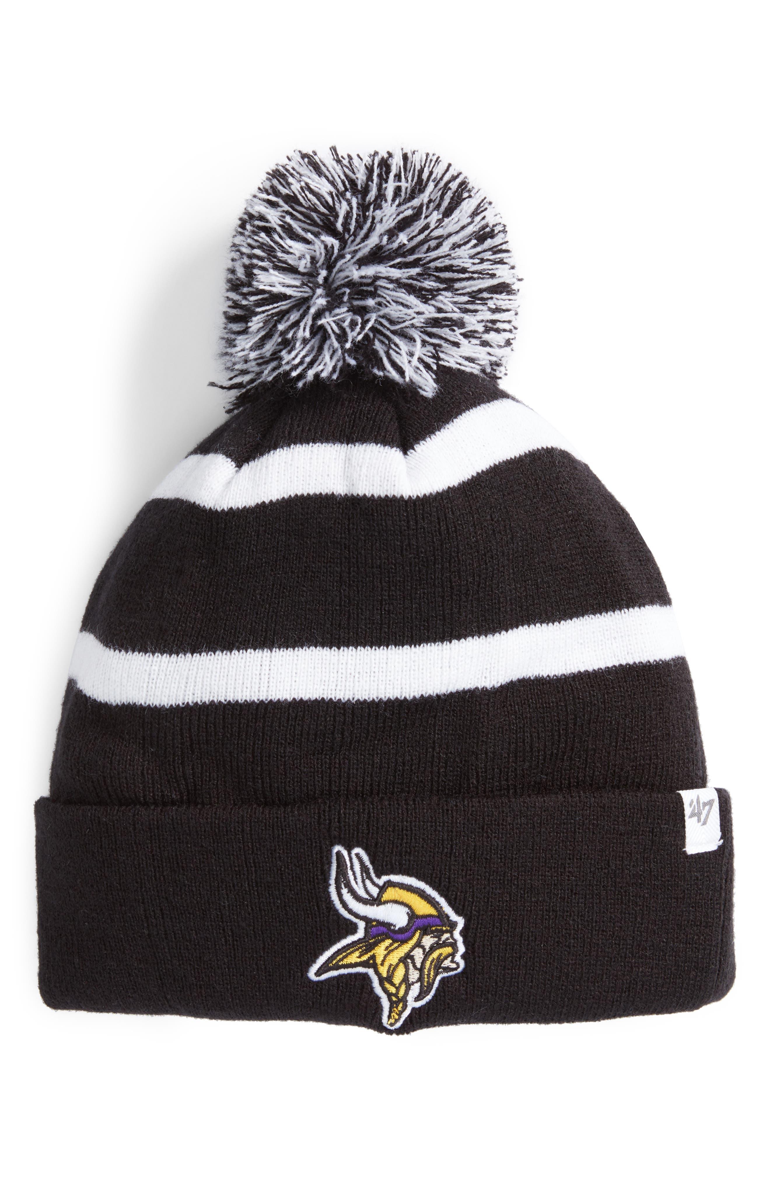NFL Breakaway Pom Knit Cap,                         Main,                         color,