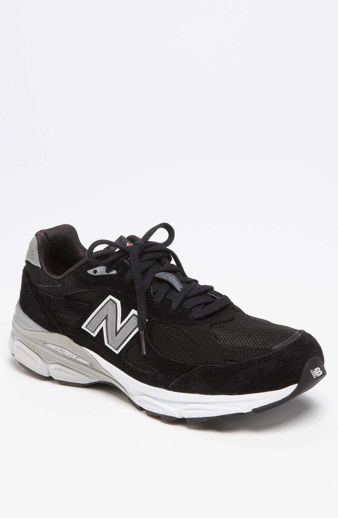 NEW BALANCE,                             '990' Running Shoe,                             Main thumbnail 1, color,                             001