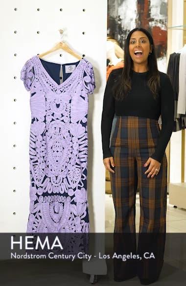 Soutache Trumpet Dress, sales video thumbnail