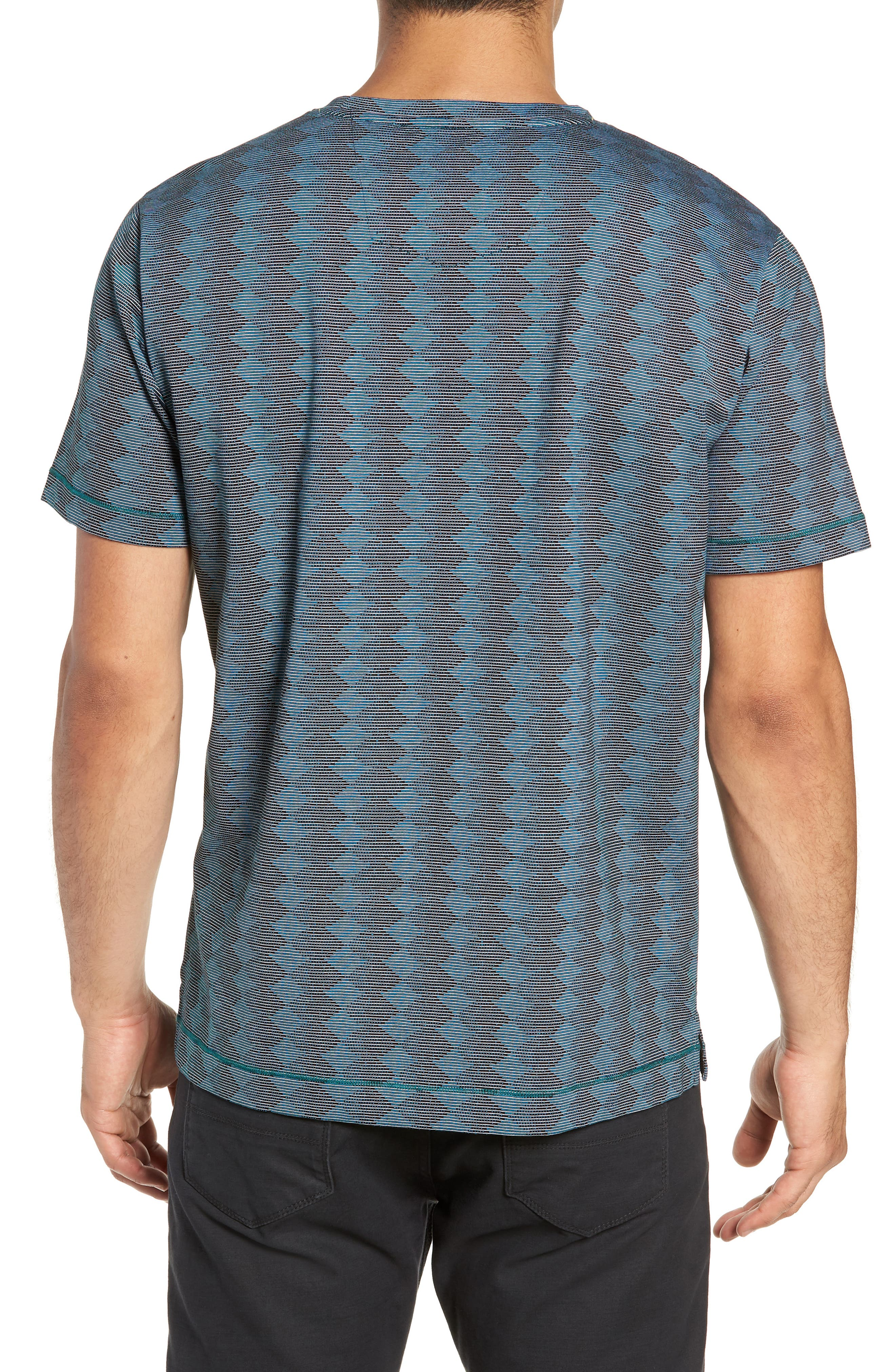 Philippe T-Shirt,                             Alternate thumbnail 2, color,                             TEAL