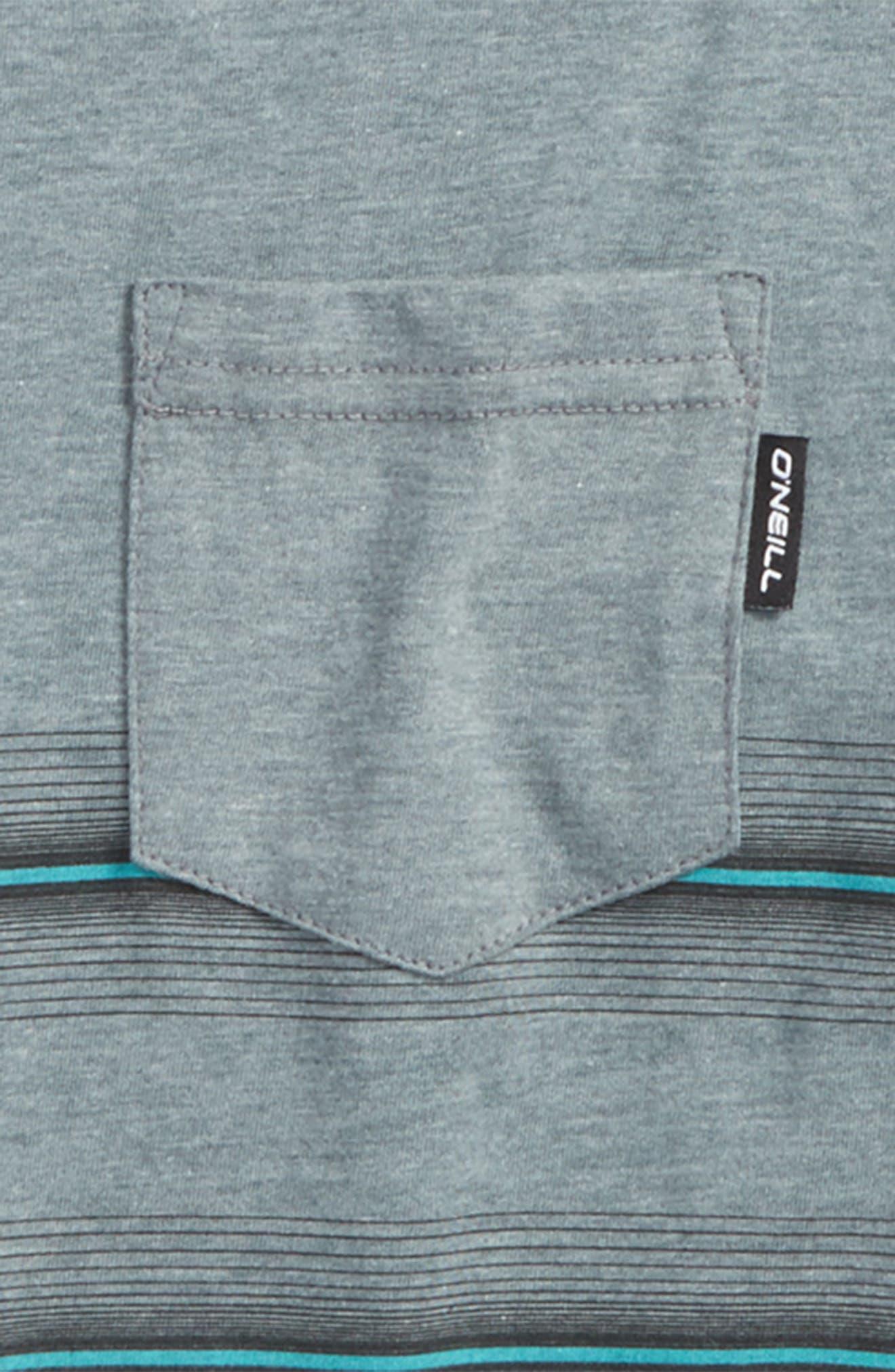 Pho Stripe T-Shirt,                             Alternate thumbnail 2, color,                             029