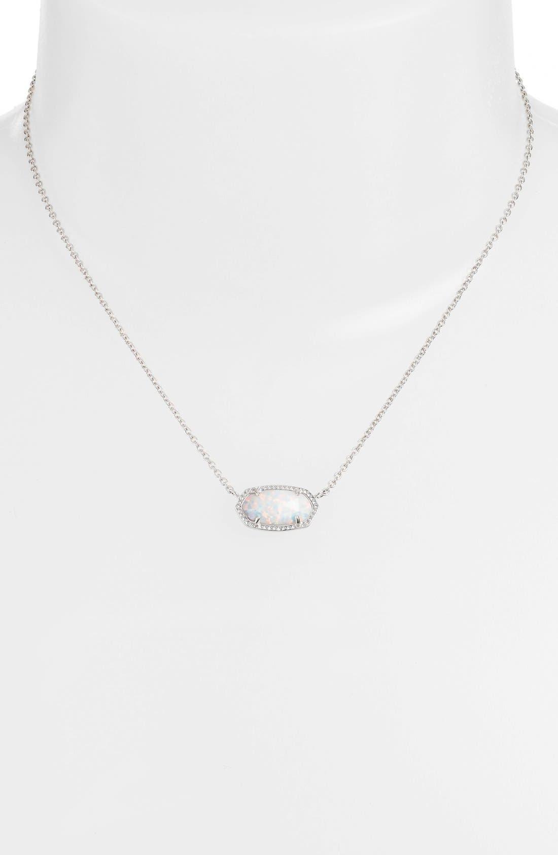 'Elisa' Pendant Necklace,                             Alternate thumbnail 120, color,