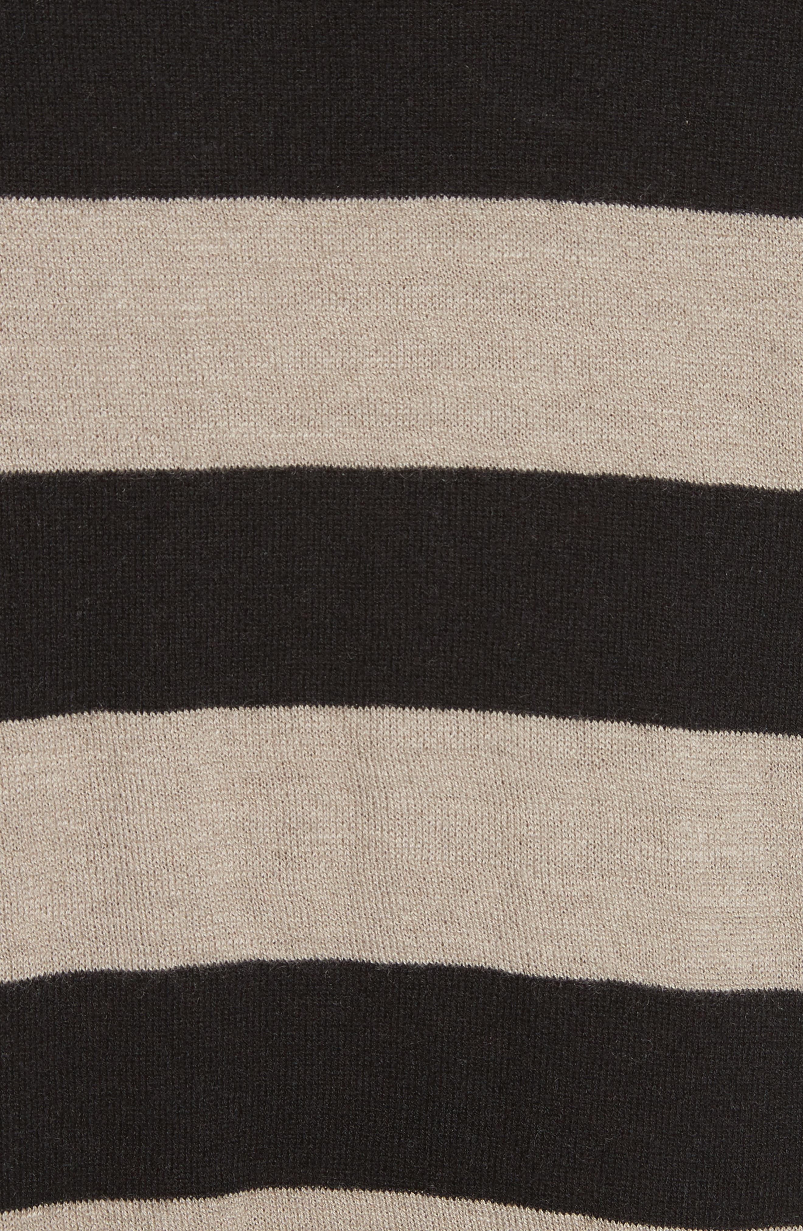 Wide Stripe Wool & Cashmere Sweater,                             Alternate thumbnail 5, color,                             260