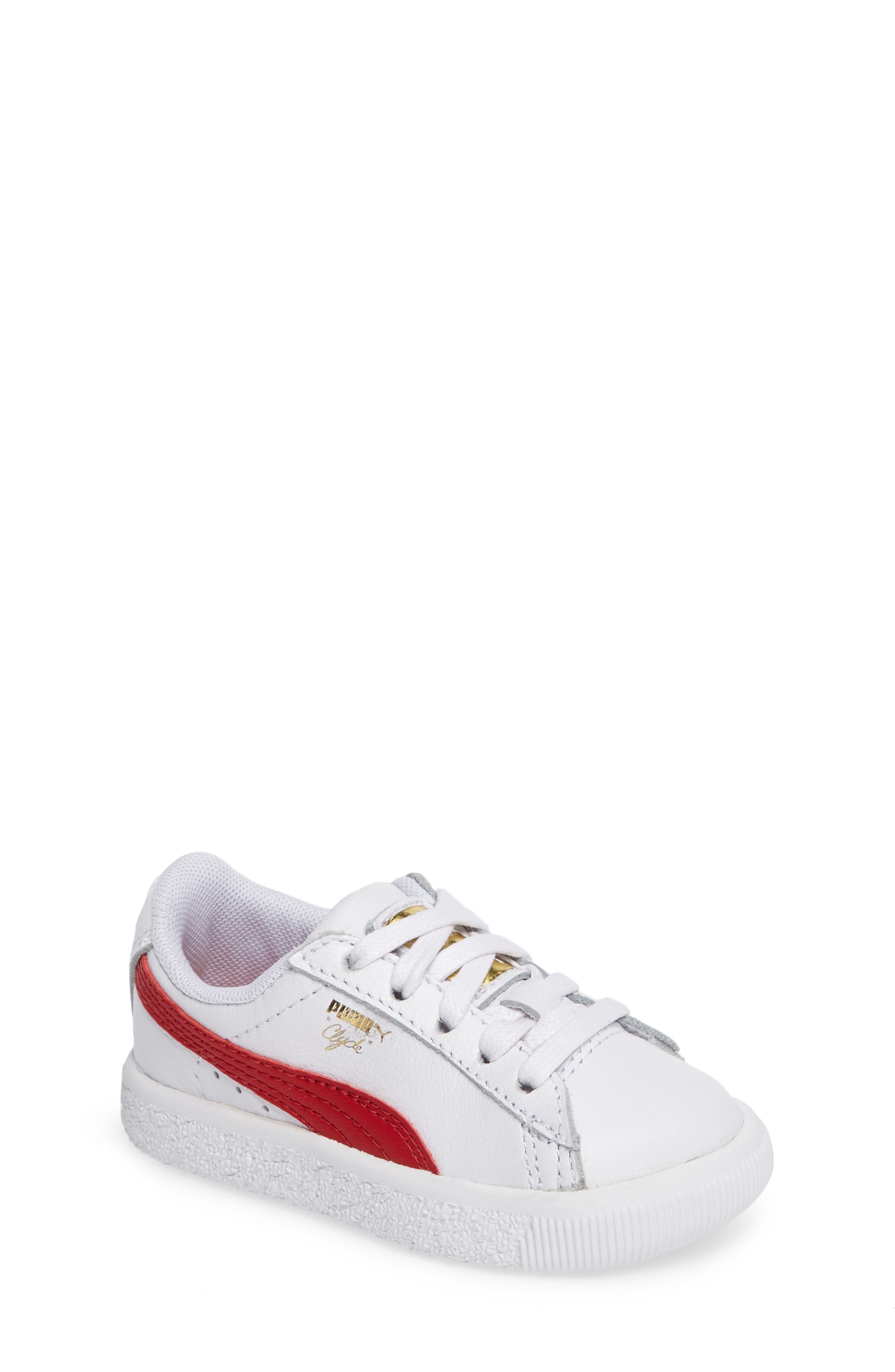 Clyde Core Foil Sneaker,                             Main thumbnail 6, color,