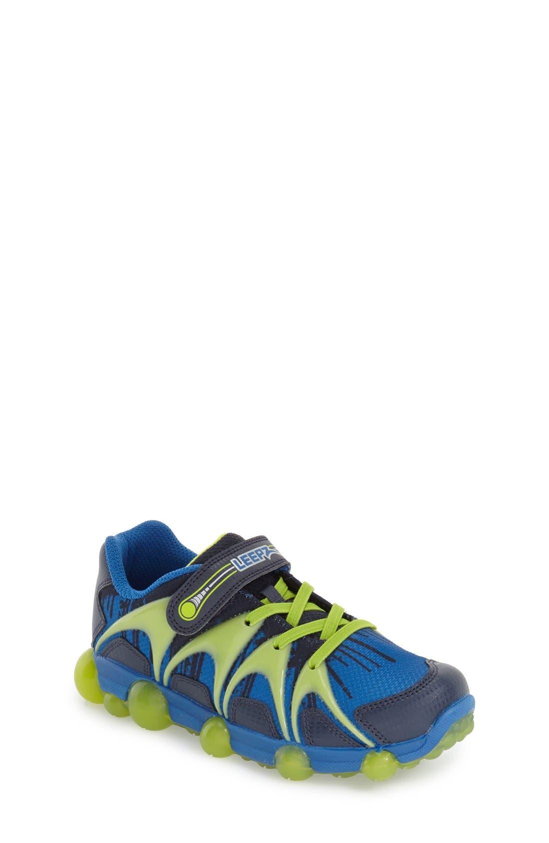 'Leepz' Light-Up Sneaker,                             Main thumbnail 6, color,