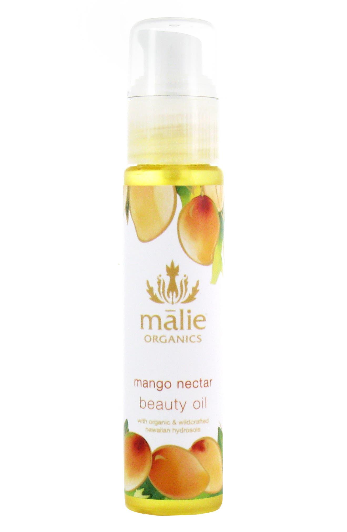 Mango Nectar Beauty Oil,                             Alternate thumbnail 3, color,                             000
