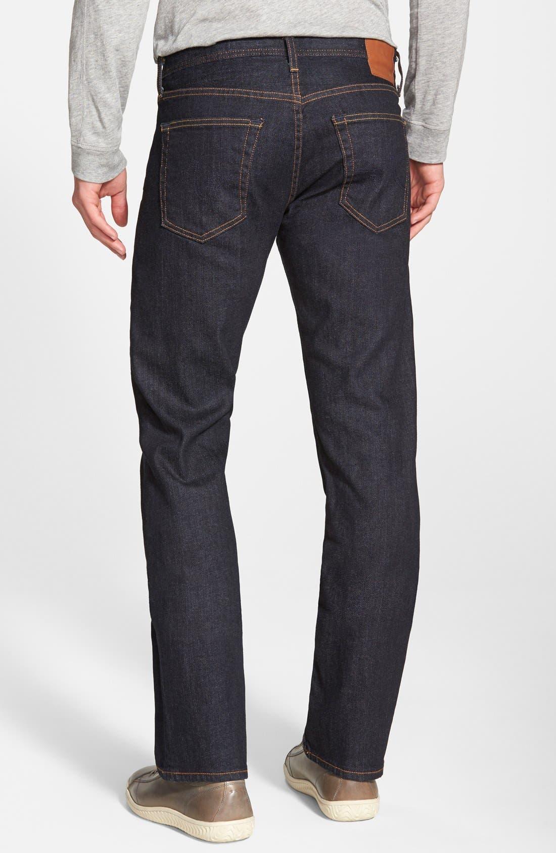Protégé Straight Leg Jeans,                             Alternate thumbnail 2, color,                             461