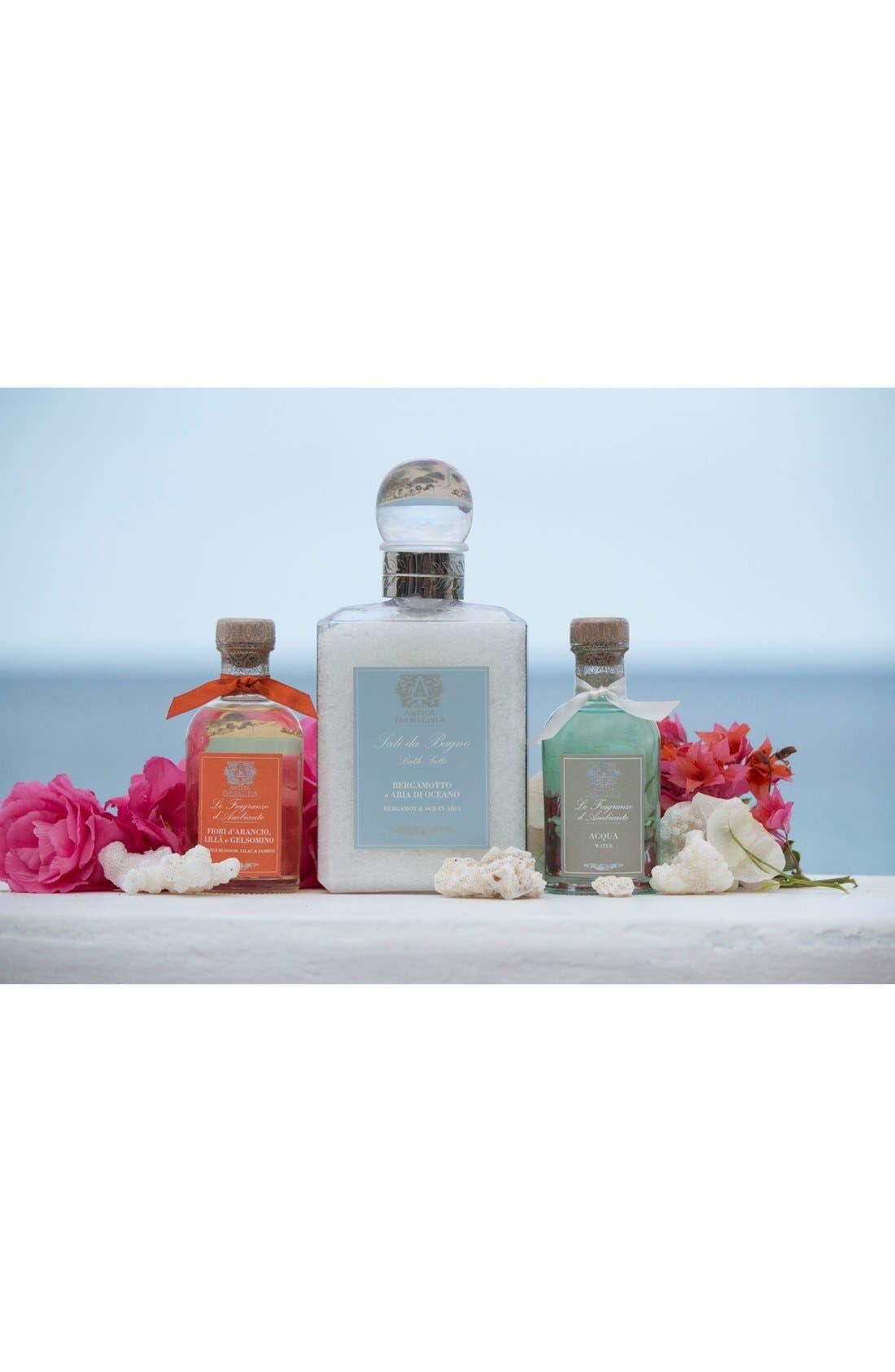 'Bergamot & Ocean Aria' Bath Salts,                             Alternate thumbnail 2, color,                             000