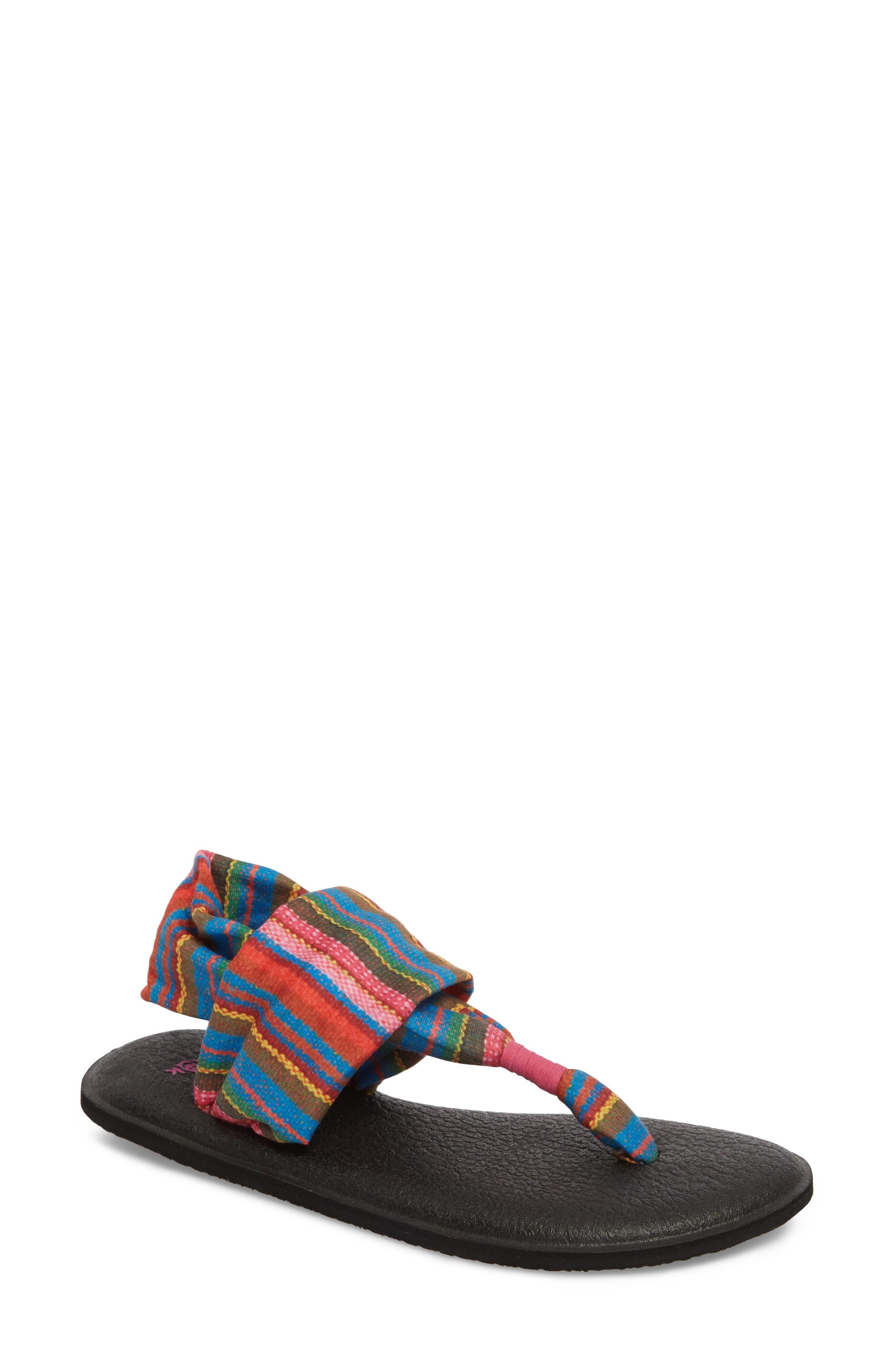 'Yoga Sling 2' Sandal,                             Main thumbnail 5, color,