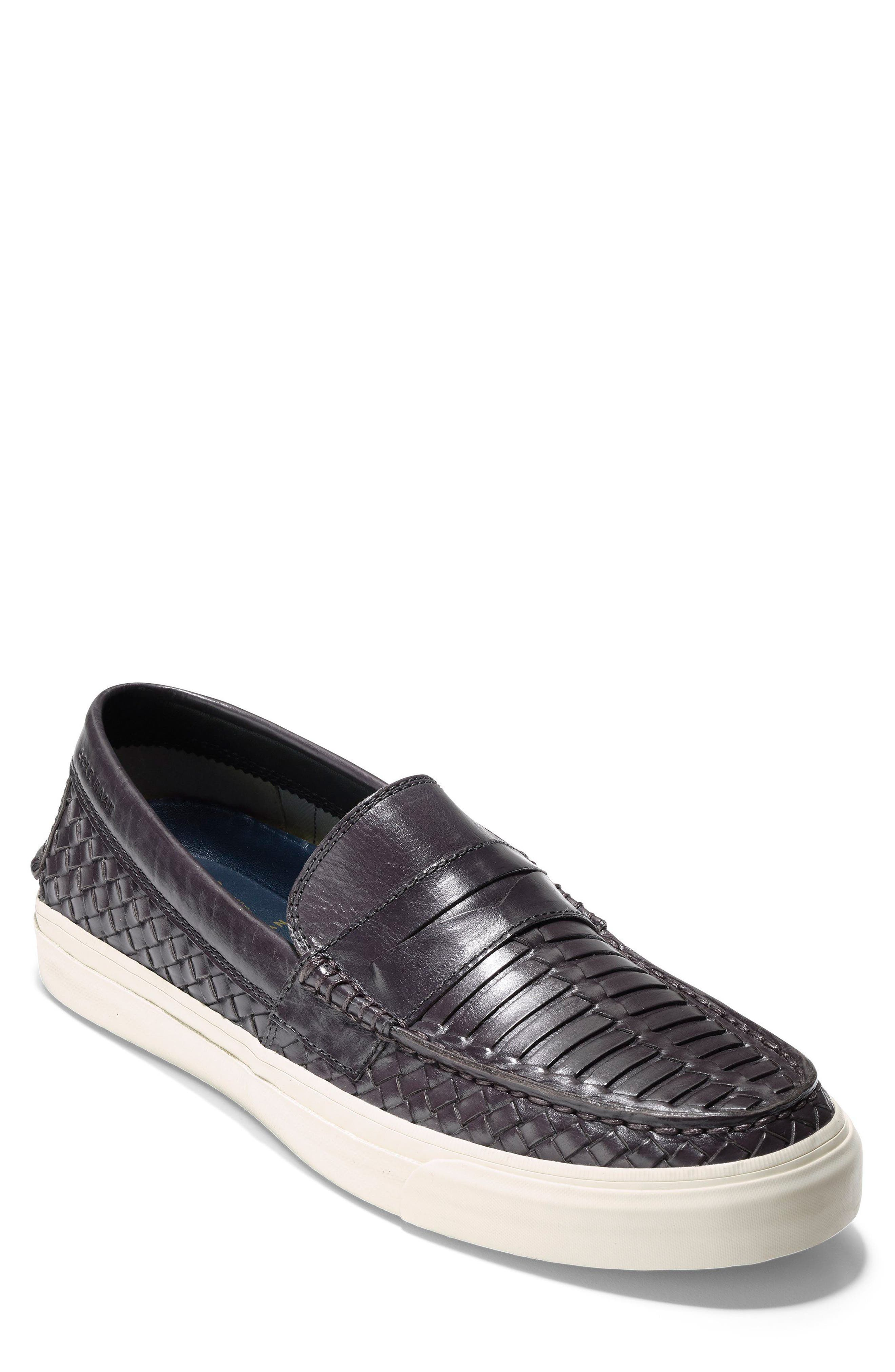 Pinch Weekend LX Huarache Loafer,                             Main thumbnail 1, color,                             020