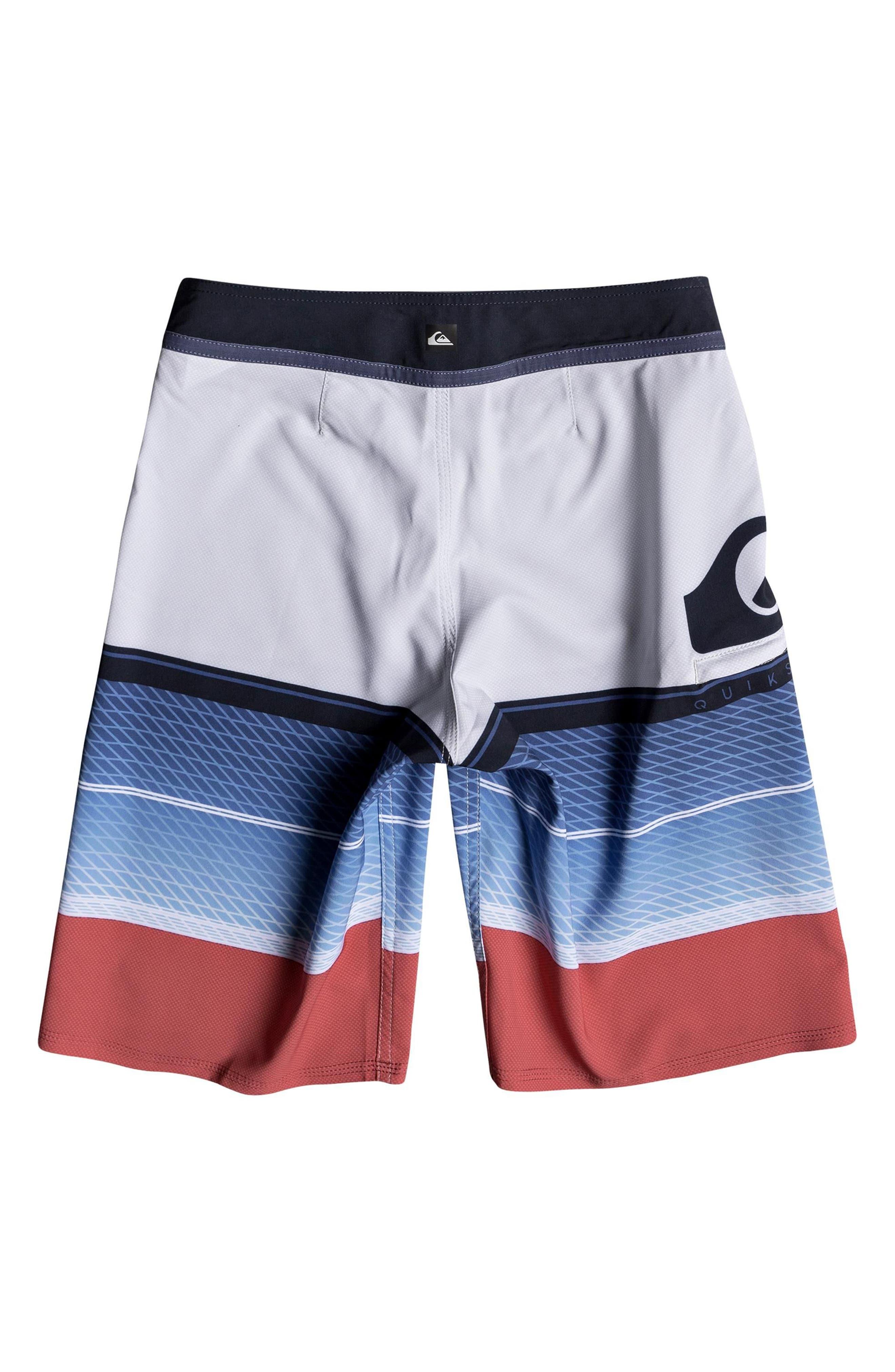 Highline Slab Board Shorts,                             Alternate thumbnail 3, color,
