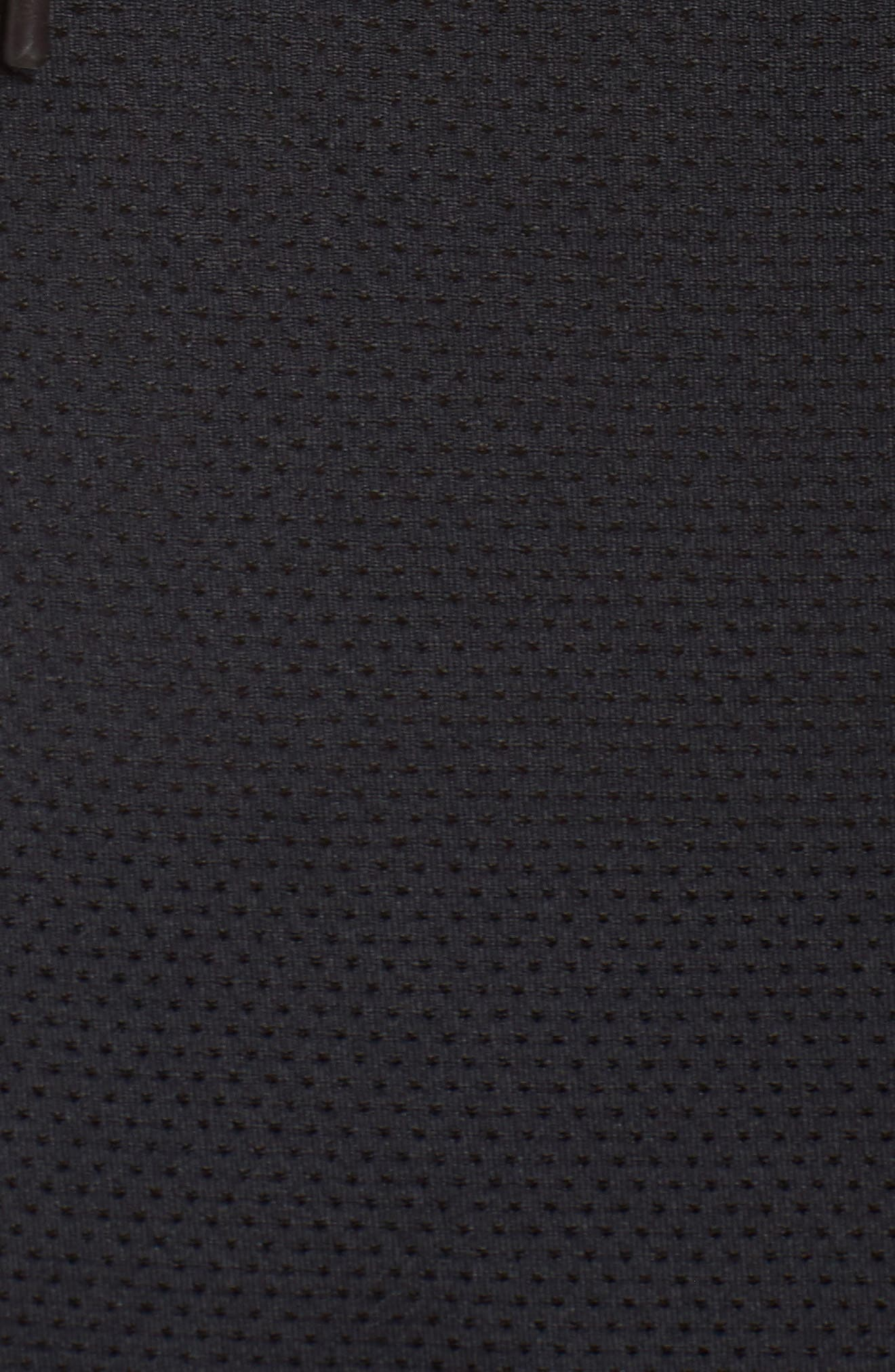 Endurance Hoodie Vest,                             Alternate thumbnail 6, color,                             001