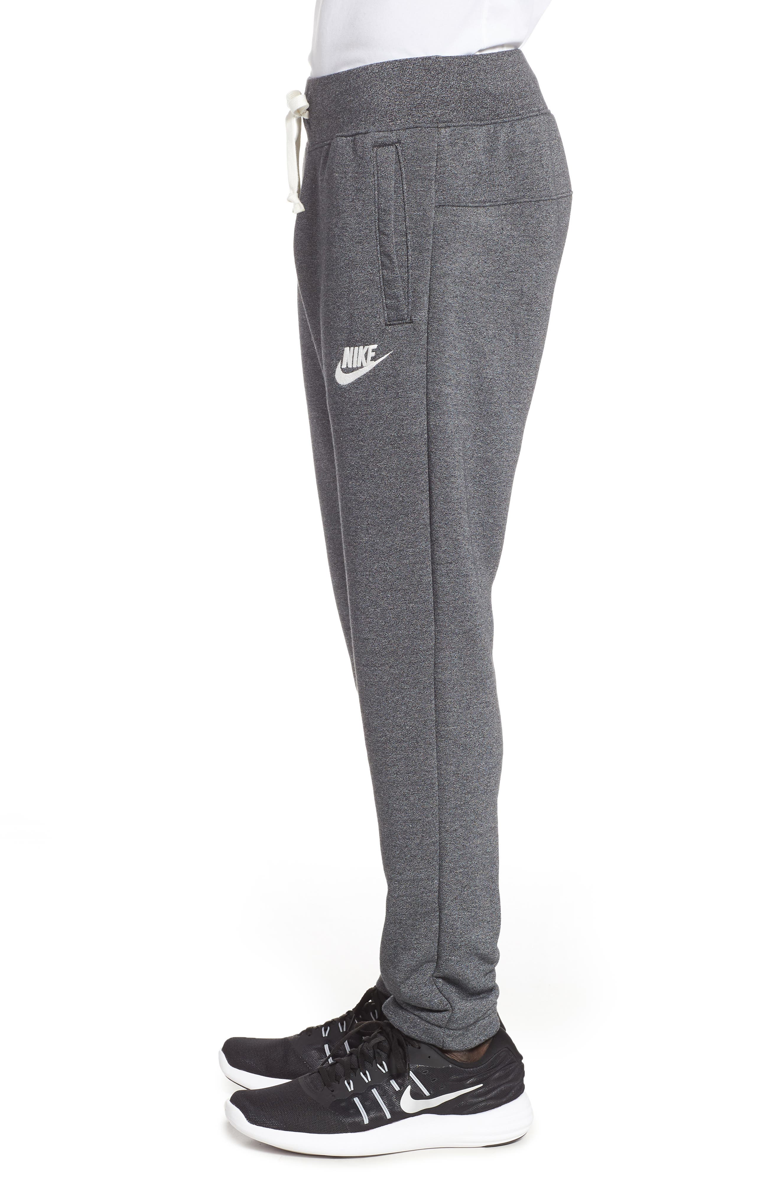 Sportswear ACG Heritage Pants,                             Alternate thumbnail 3, color,                             BLACK/ HTR/ SAIL