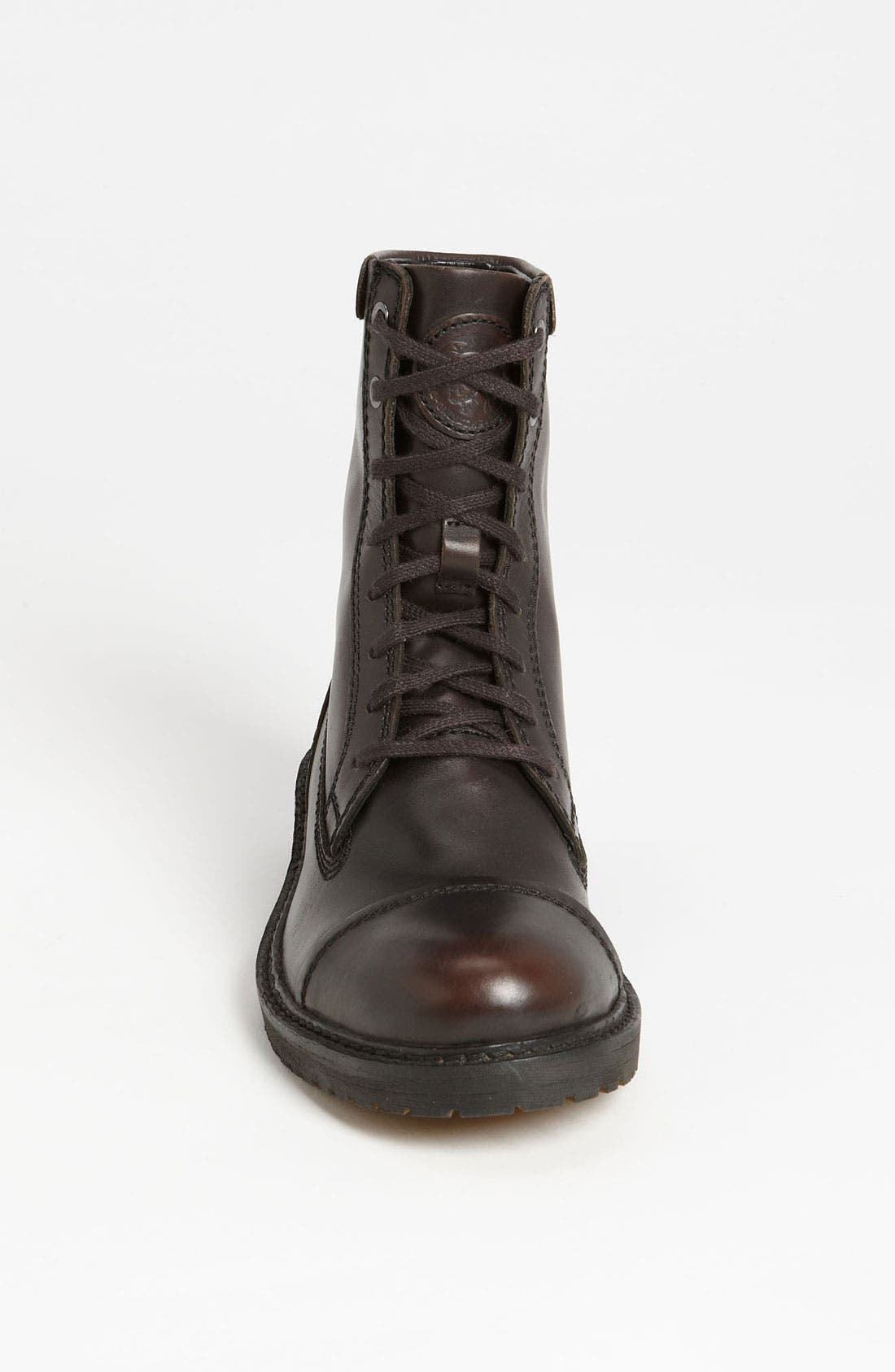 'Anfist Unplagged' Cap Toe Boot,                             Alternate thumbnail 3, color,                             013