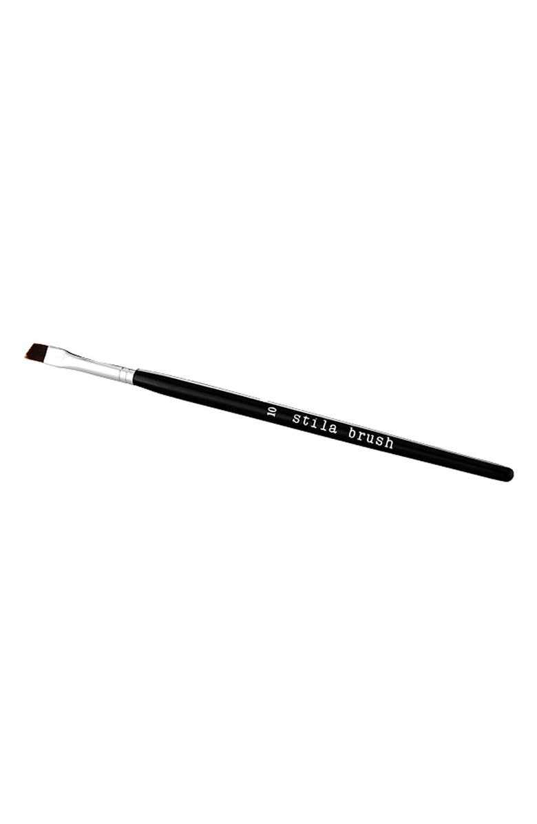 Stila 10 Eyebrow Brush Long Handle Nordstrom