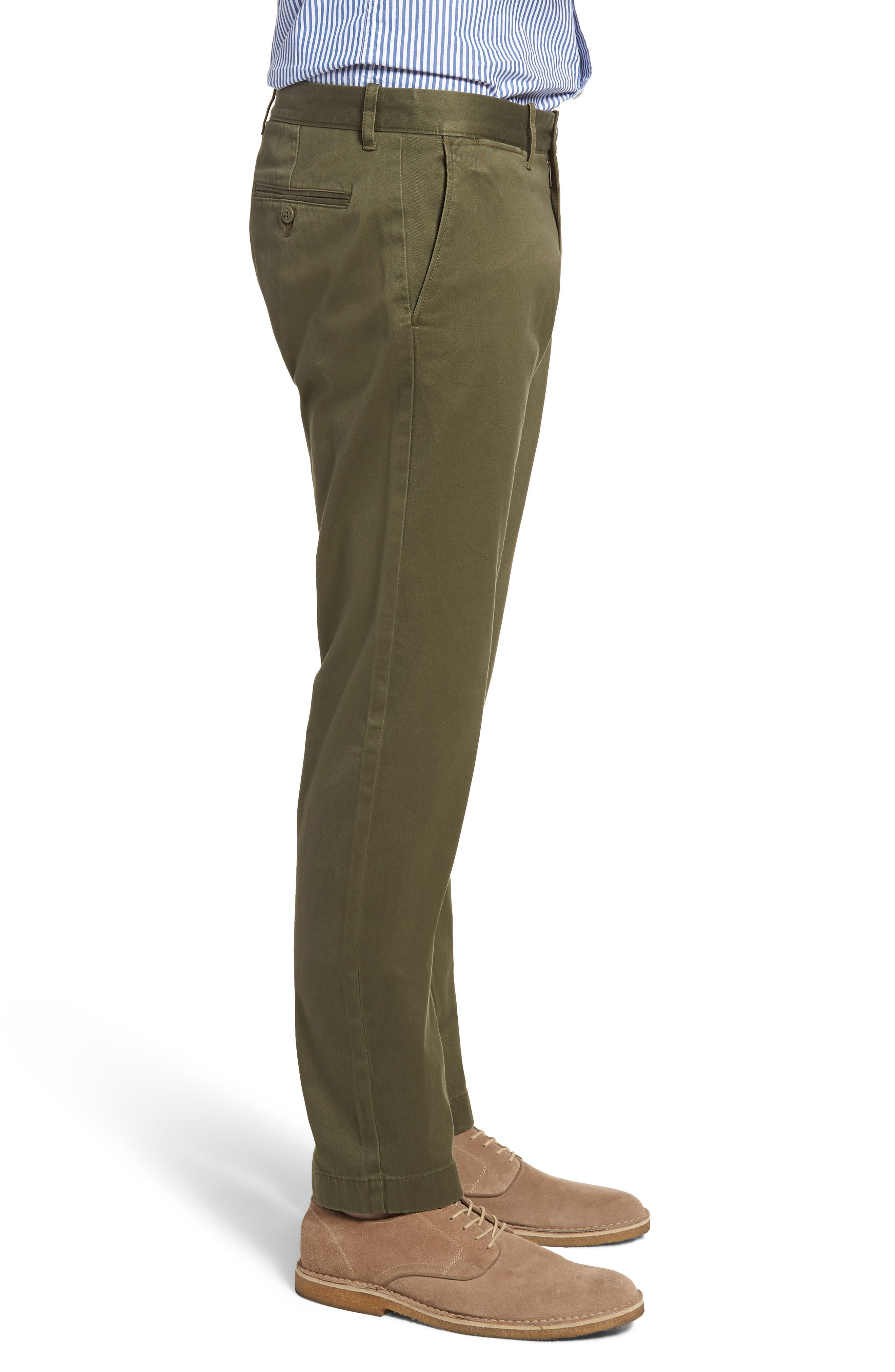 484 Slim Fit Stretch Chino Pants,                             Alternate thumbnail 30, color,