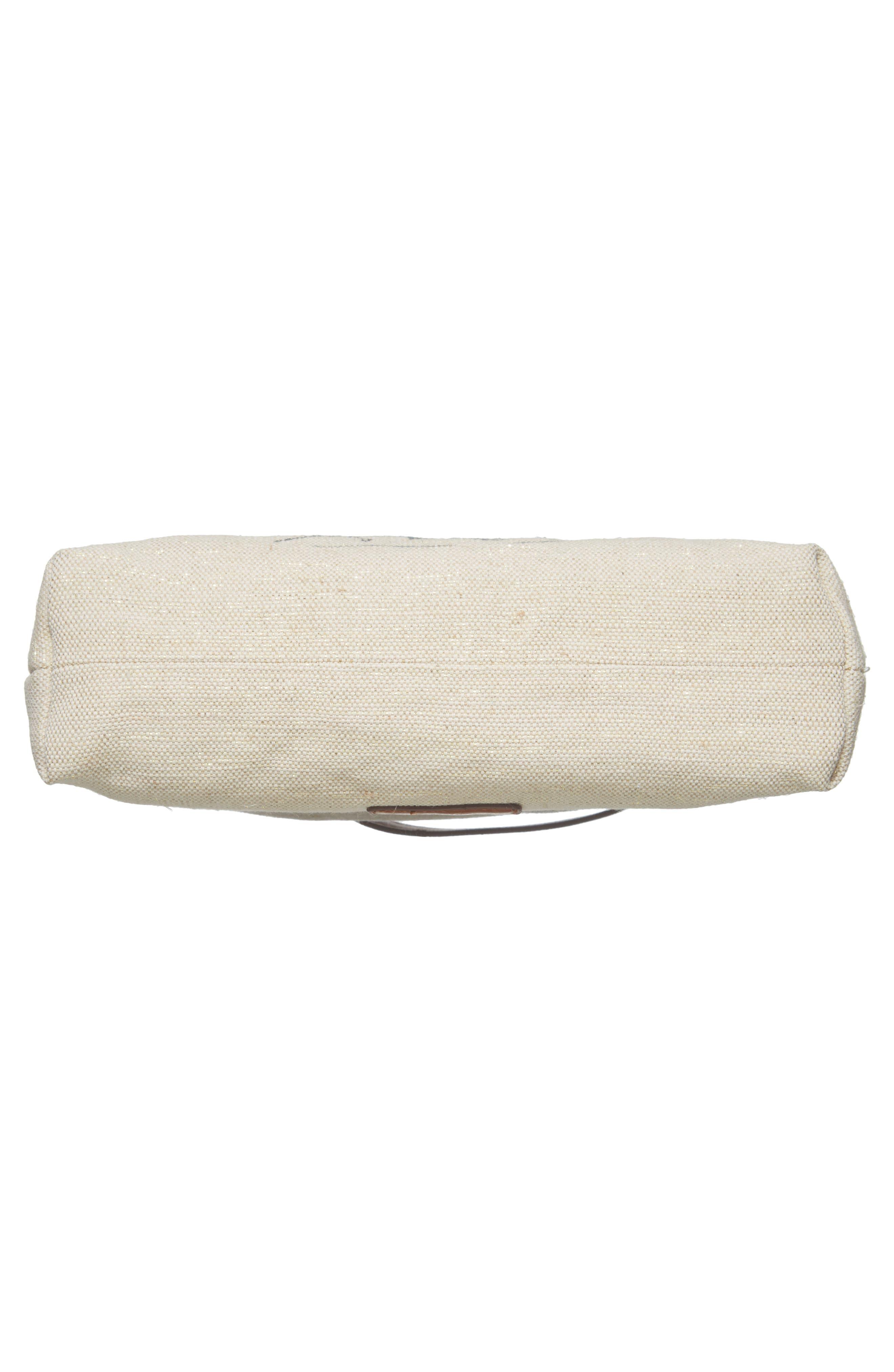 La Plancha Convertible Crossbody Bag,                             Alternate thumbnail 6, color,