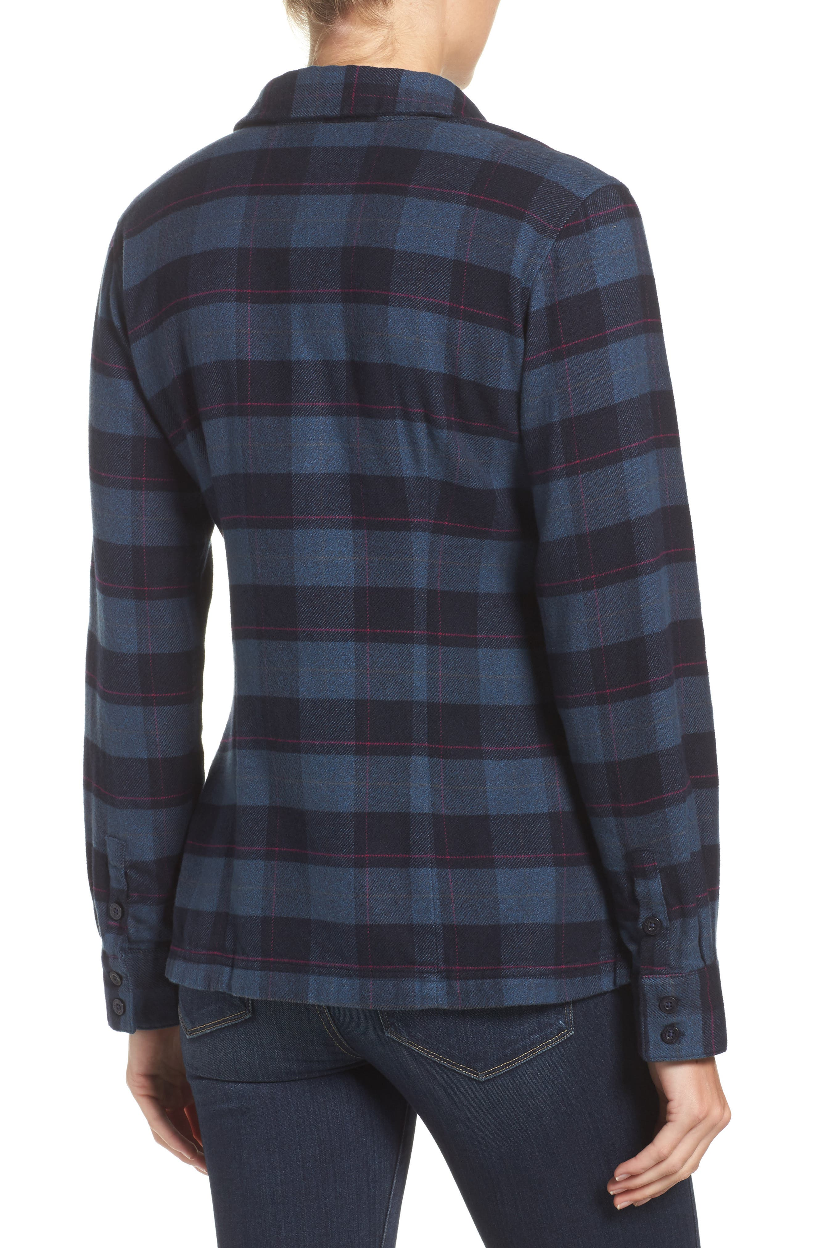 'Fjord' Flannel Shirt,                             Alternate thumbnail 30, color,