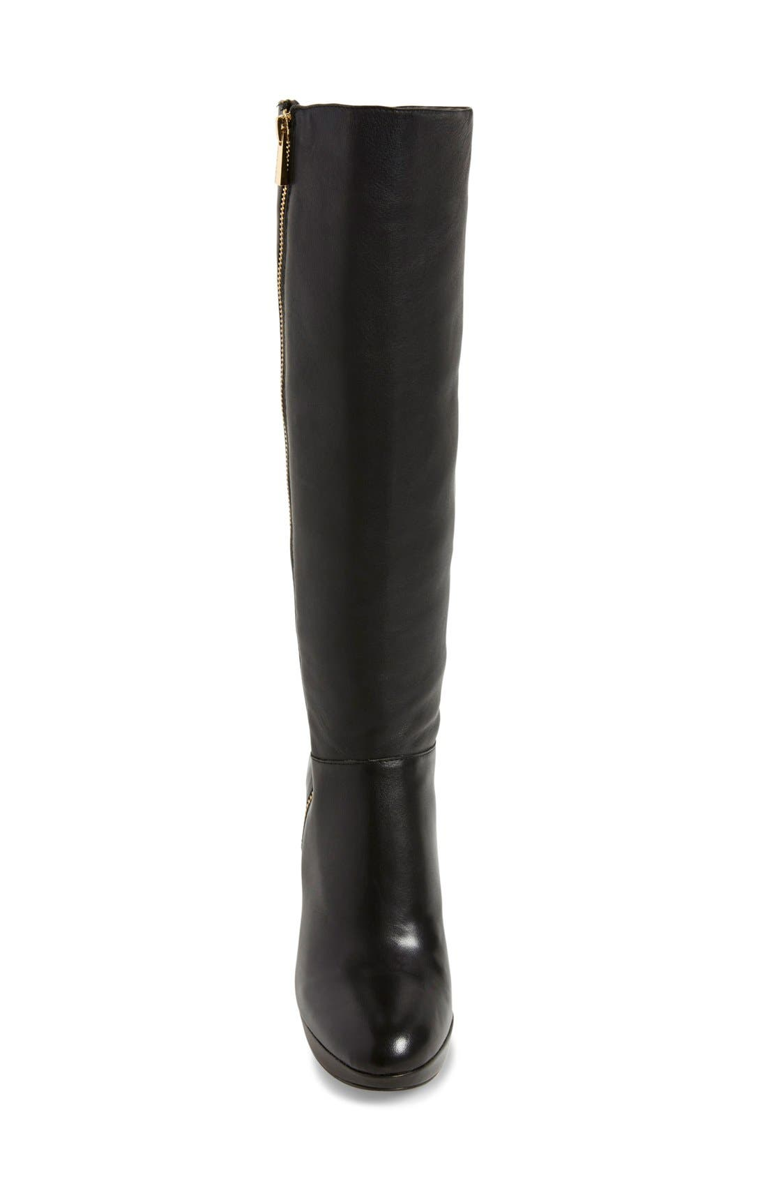 VINCE CAMUTO,                             'Emilian' Tall Boot,                             Alternate thumbnail 2, color,                             001