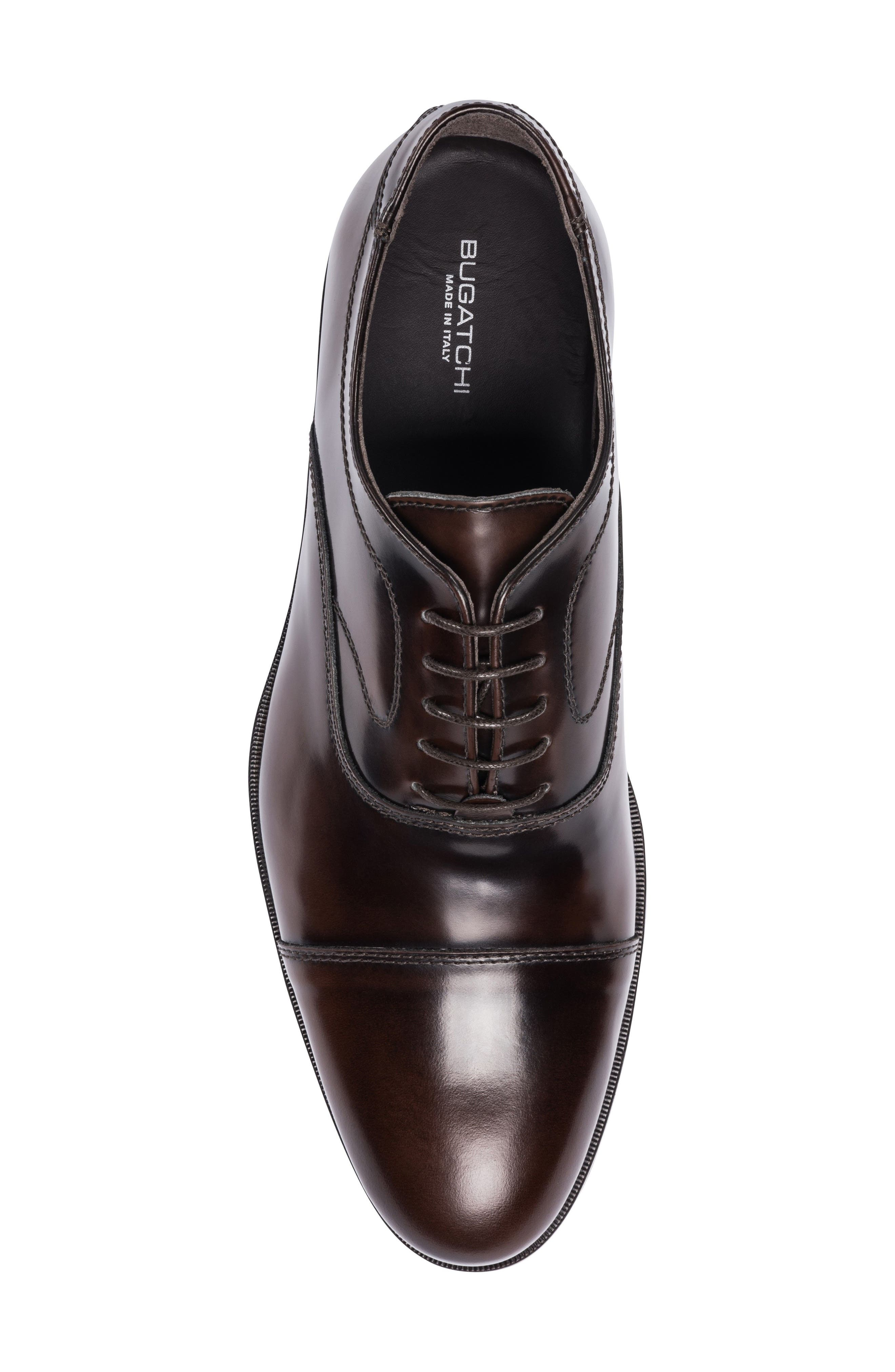 Garda Cap Toe Oxford,                             Alternate thumbnail 5, color,                             203