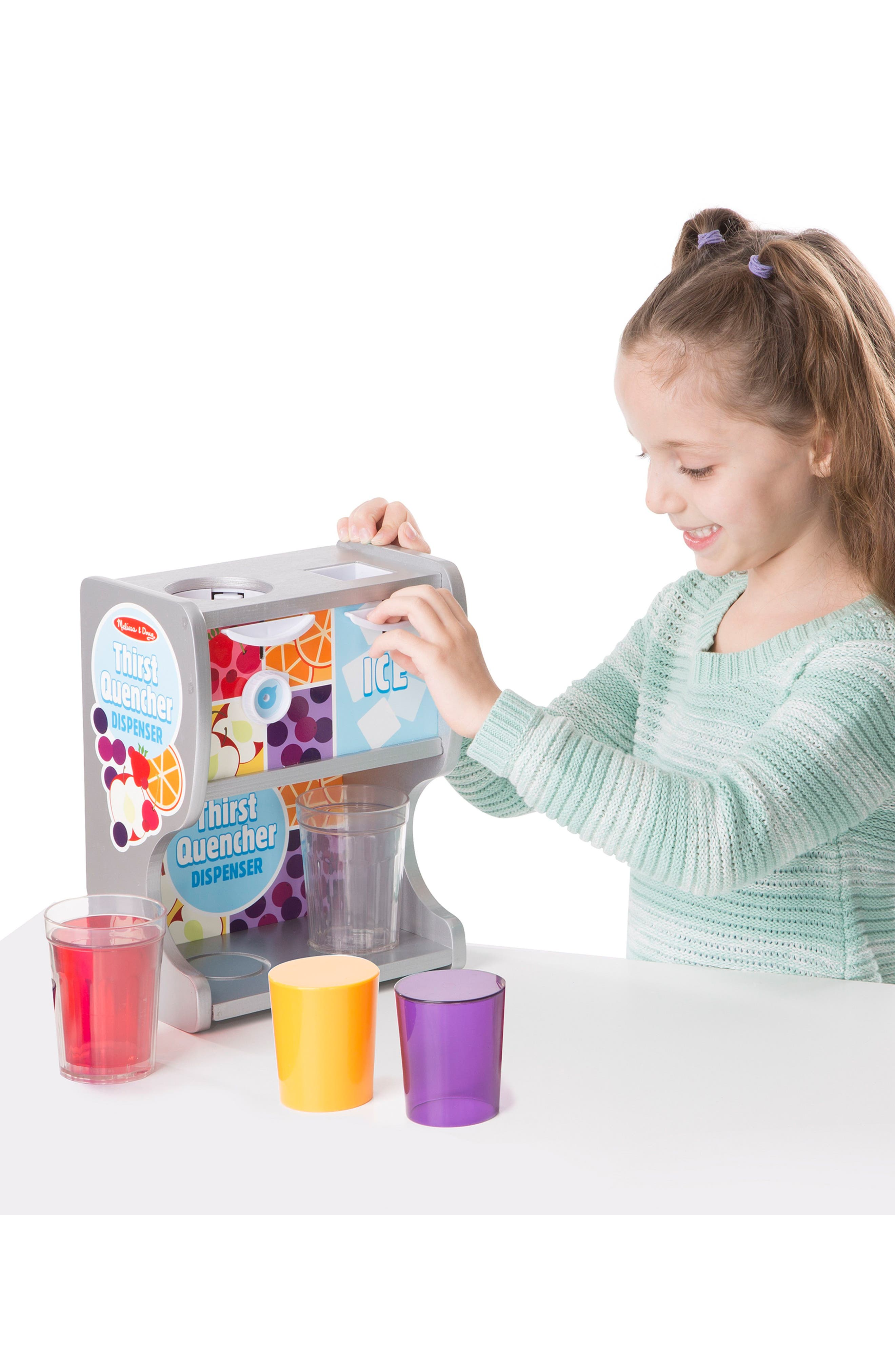 MELISSA & DOUG,                             Thirst Quencher Dispenser,                             Alternate thumbnail 3, color,                             020