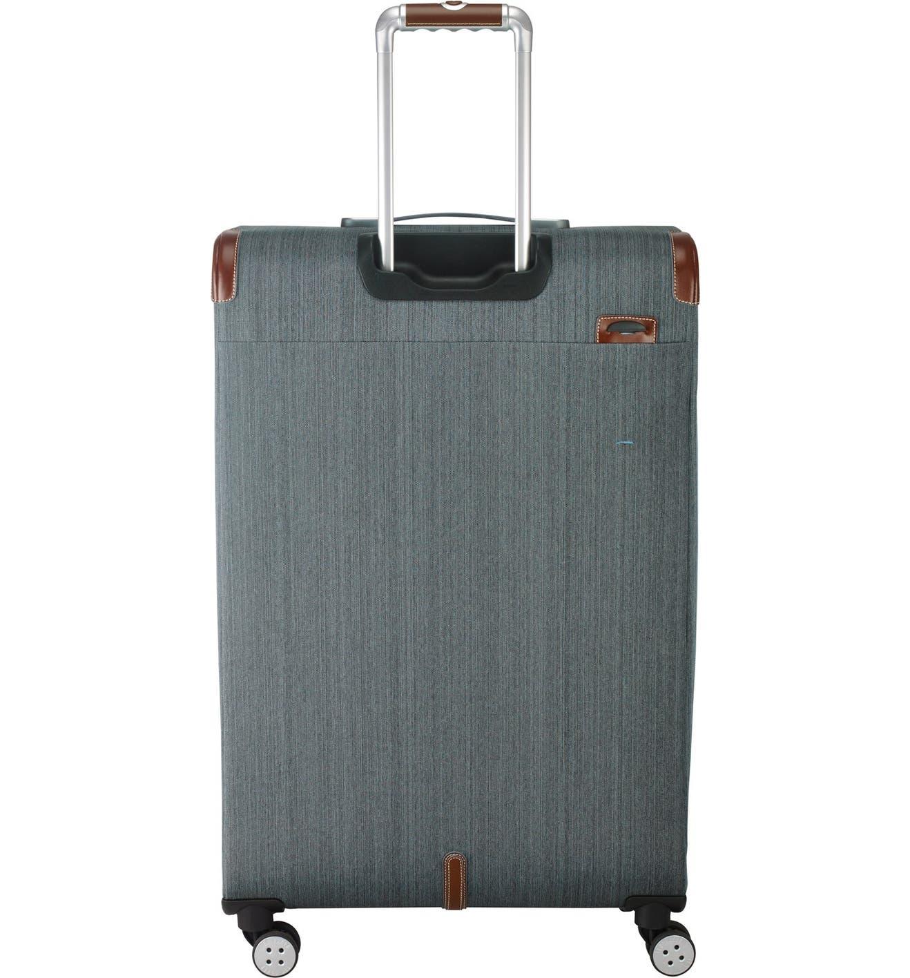 7745c42b752dc9 Ted Baker London  Large Falconwood Grey  Four Wheel Suitcase (31 Inch)