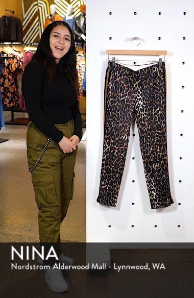 Leopard Track Pants, sales video thumbnail