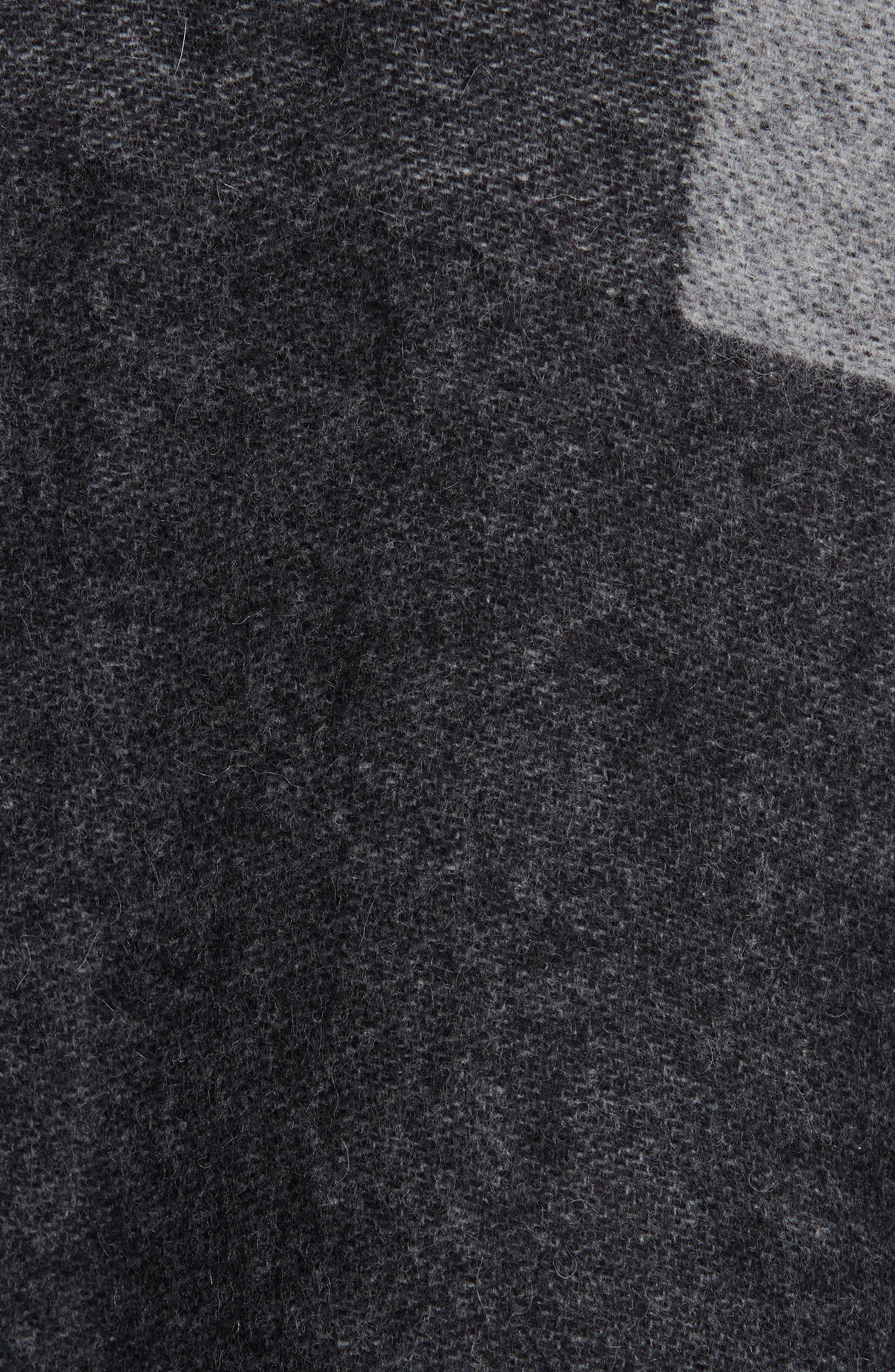 Reversible Poncho,                             Alternate thumbnail 6, color,                             030