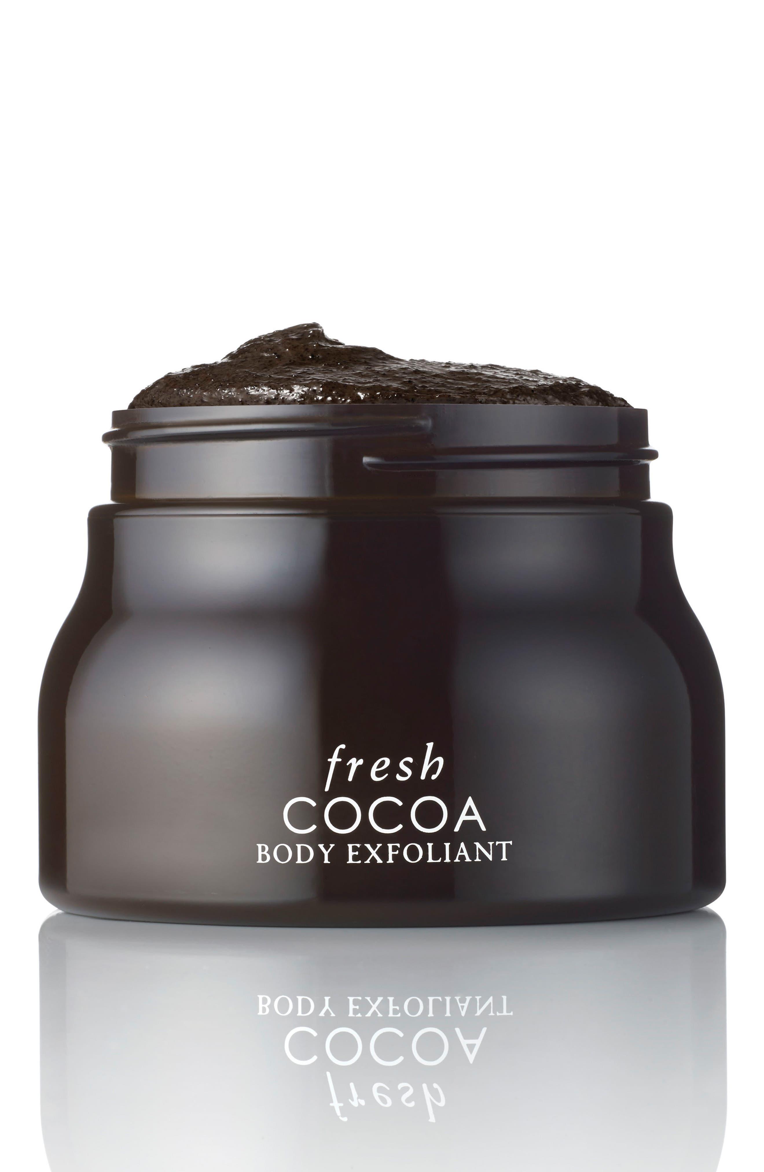Cocoa Body Exfoliant,                             Main thumbnail 1, color,                             000