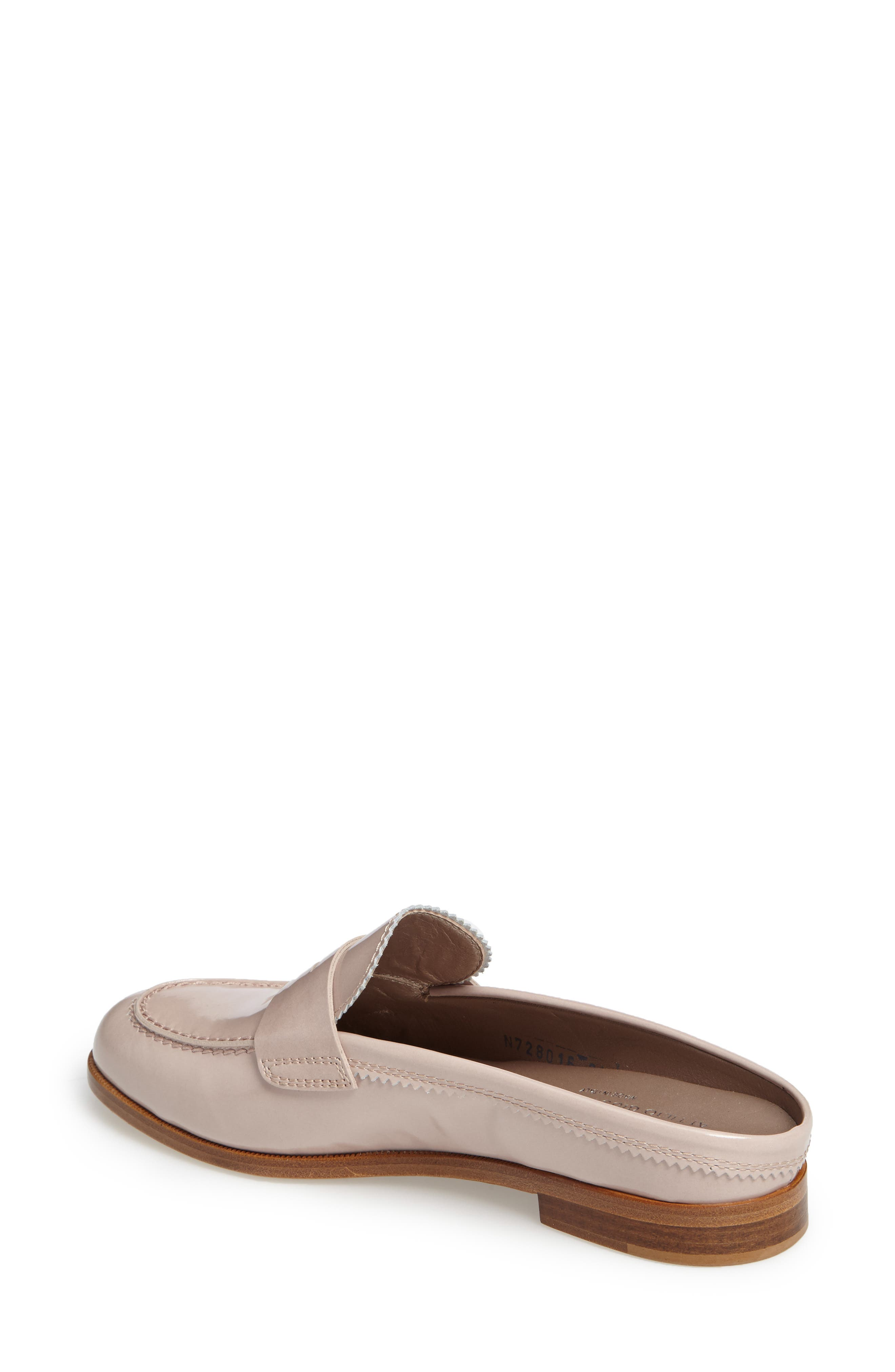 Penny Loafer Mule,                             Alternate thumbnail 8, color,
