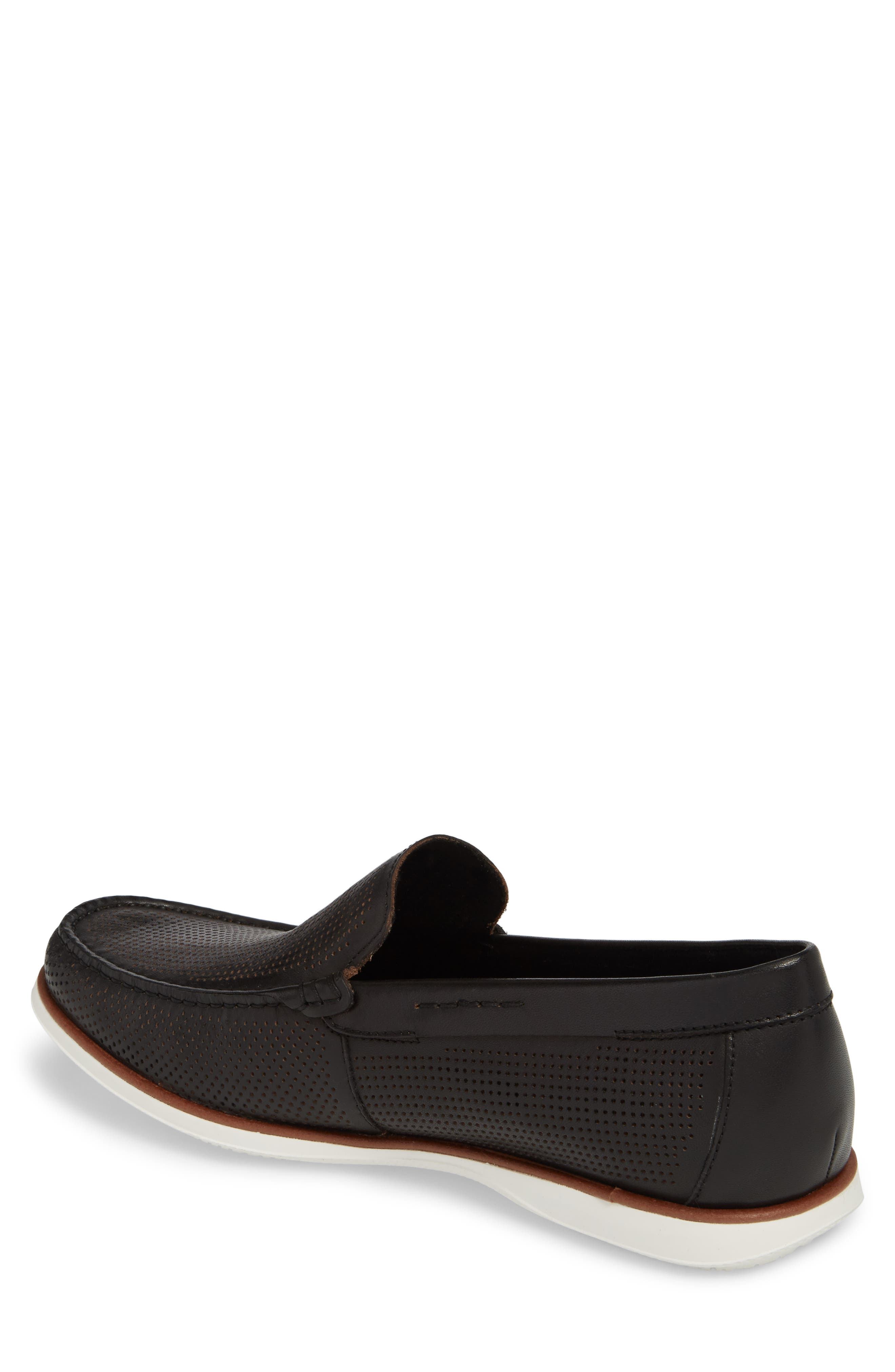 Cyrus Venetian Loafer,                             Alternate thumbnail 4, color,