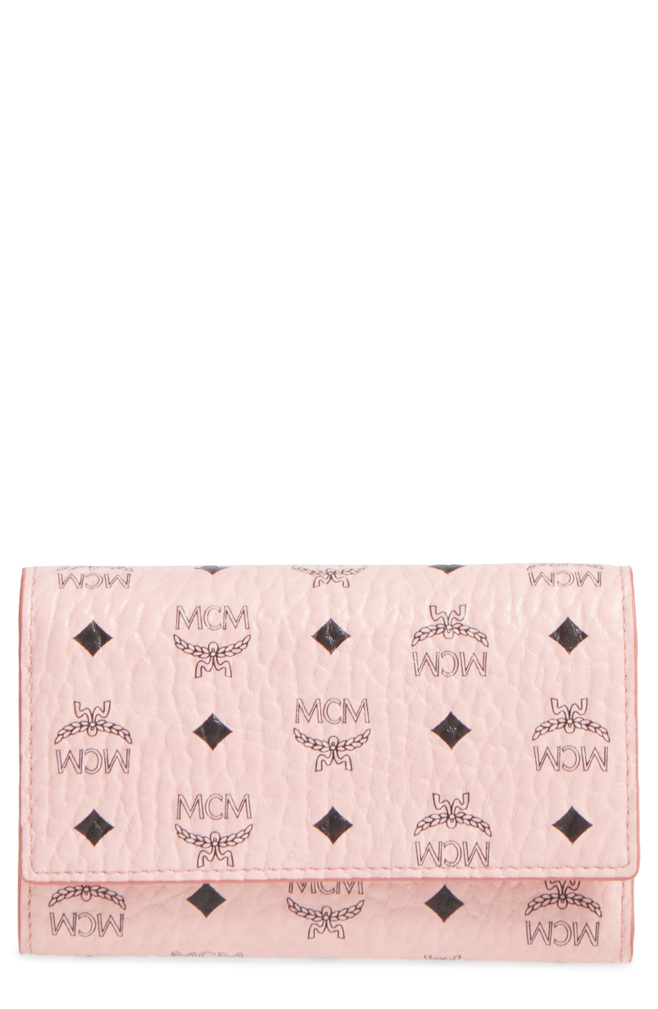Small French Trifold Wallet,                             Main thumbnail 2, color,