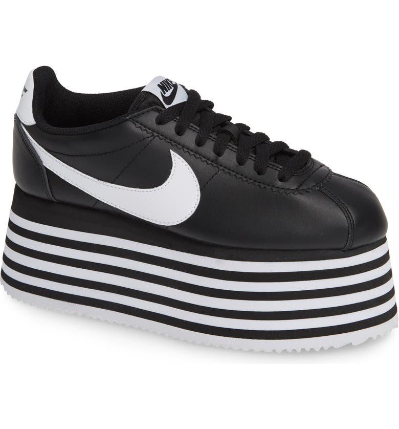 Comme des Garçons x Nike Cortez Platform Sneaker (Women)  caad1f3686