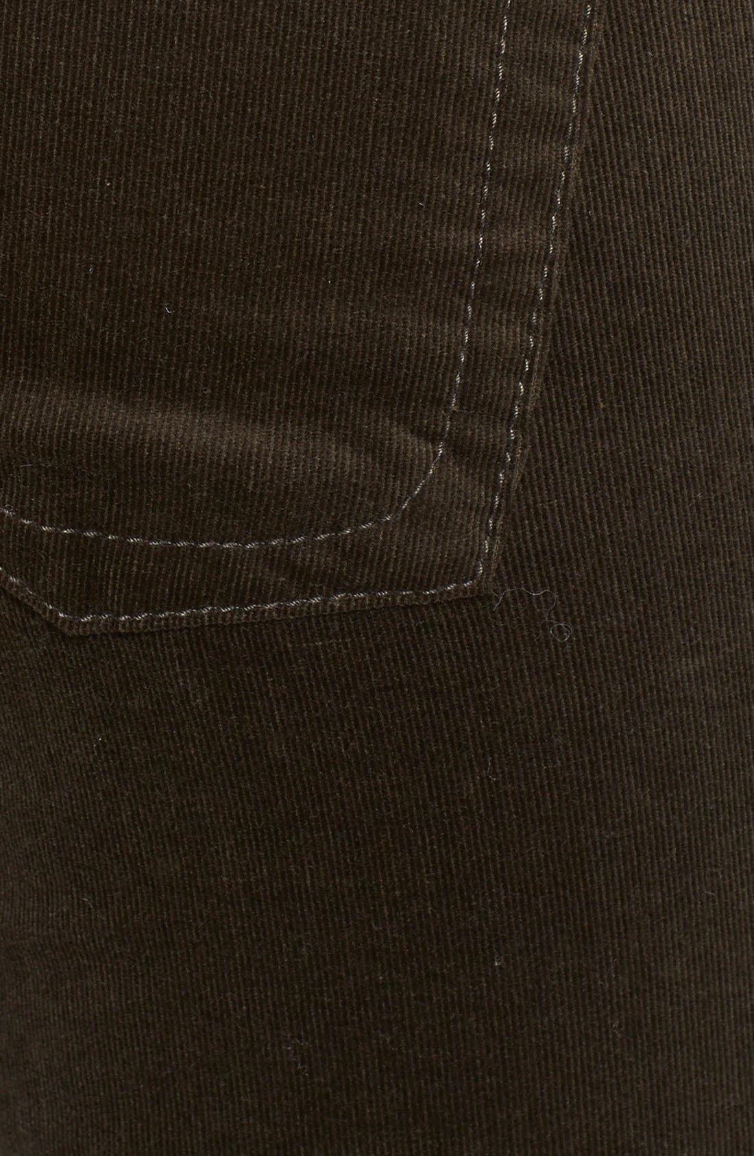 Baby Bootcut Corduroy Jeans,                             Alternate thumbnail 41, color,