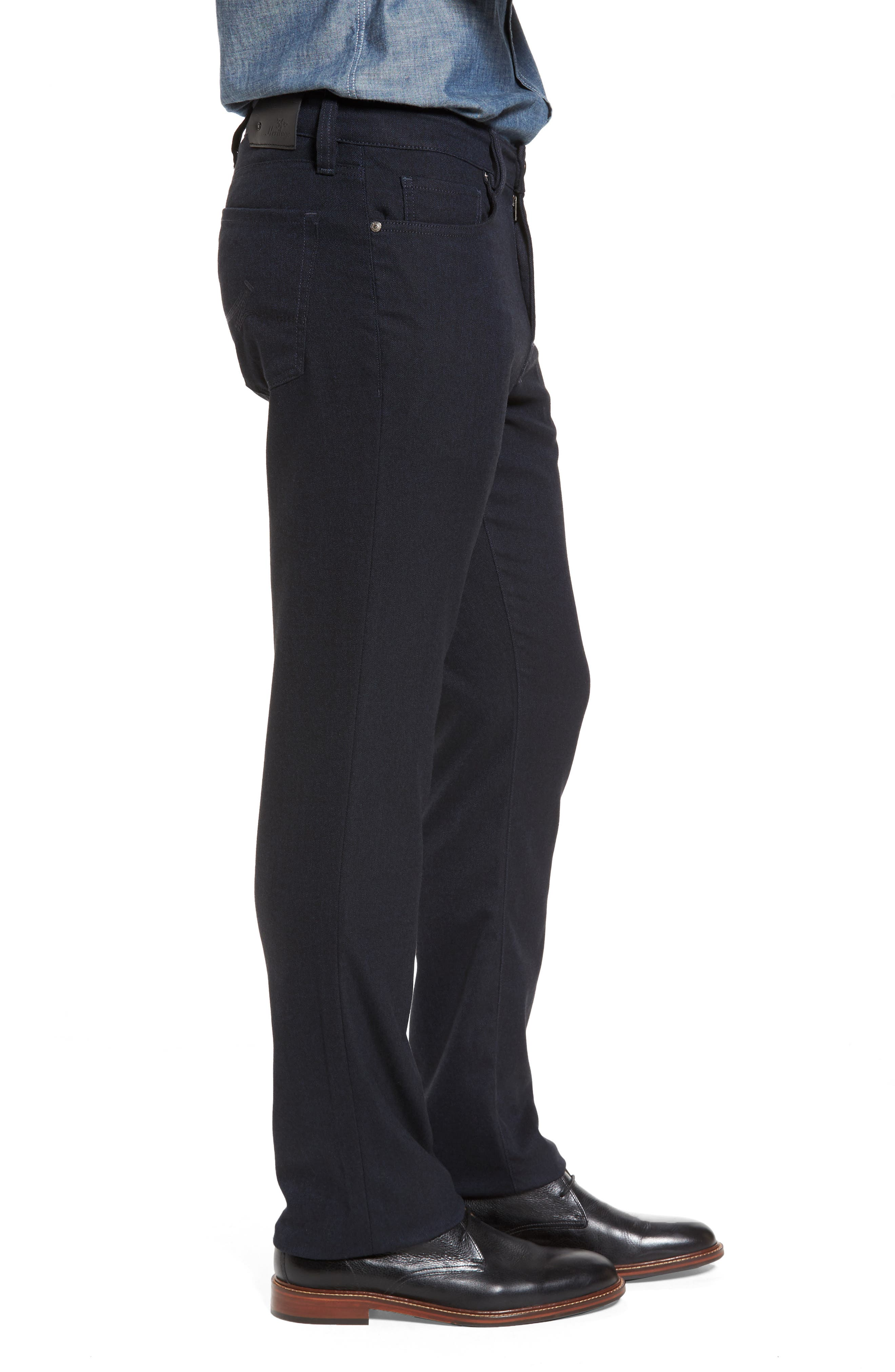Charisma Relaxed Fit Jeans,                             Alternate thumbnail 3, color,                             401