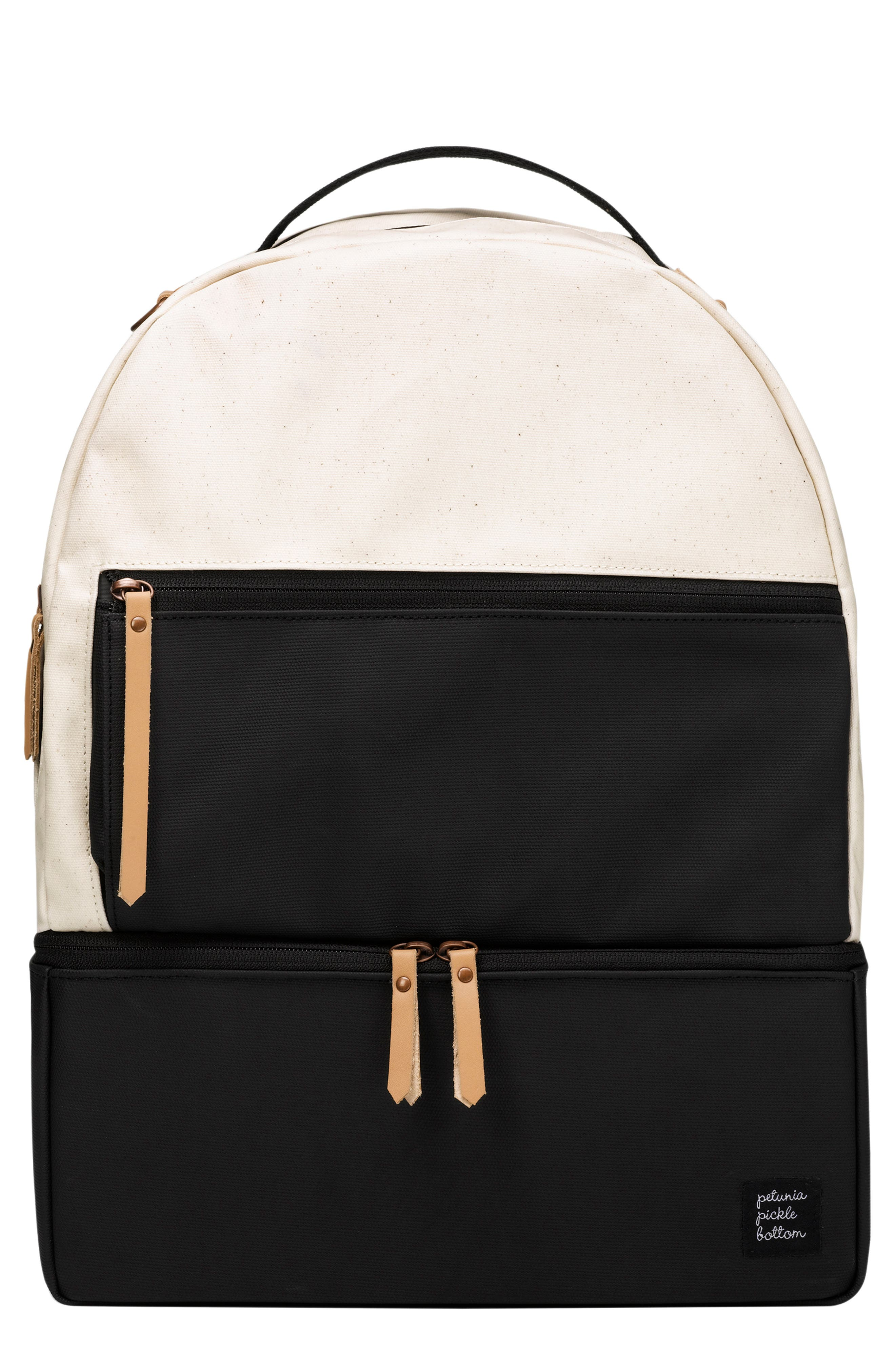 Axis Insulated Backpack, Main, color, BIRCH/ BLACK