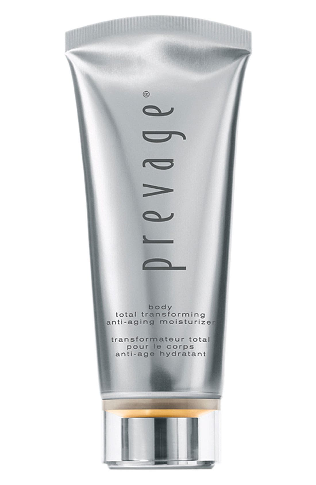 ELIZABETH ARDEN PREVAGE<sup>®</sup> Body Total Transforming Anti-Aging Moisturizer, Main, color, 000