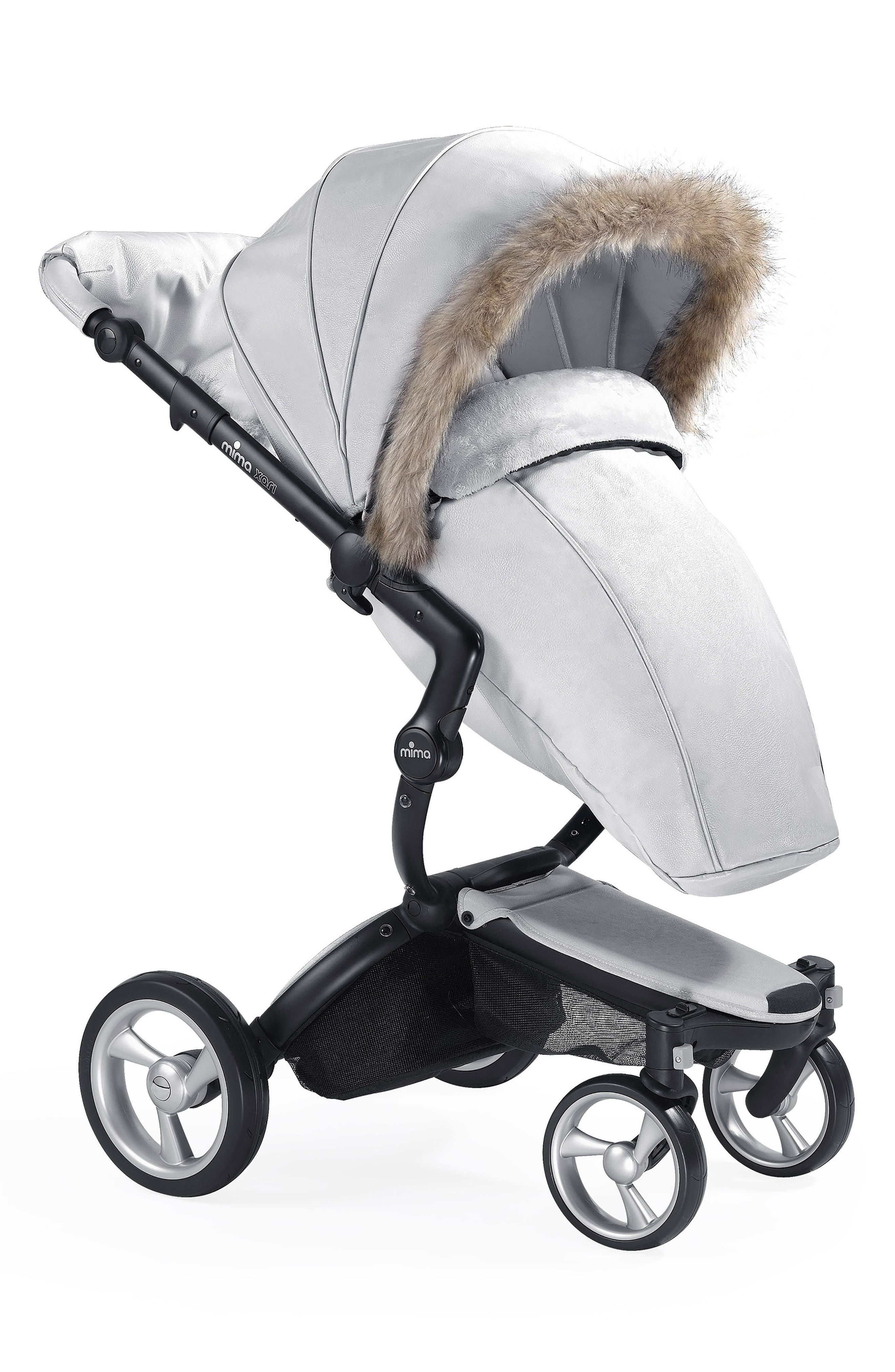 Winter Outfit Set for Mima Xari Stroller,                             Alternate thumbnail 6, color,