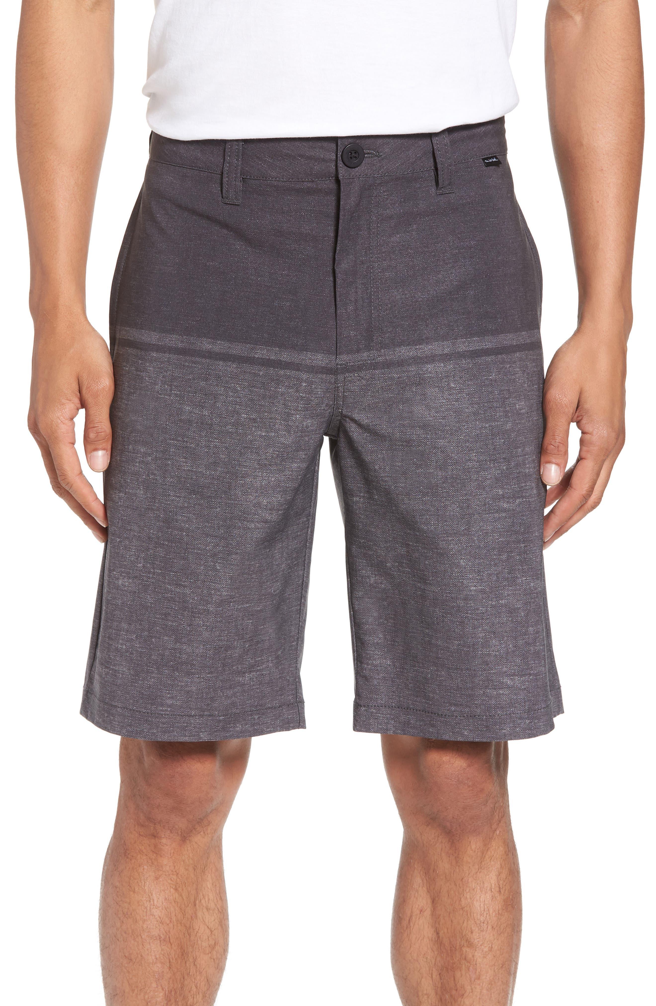 Peale Hybrid Shorts,                             Main thumbnail 1, color,