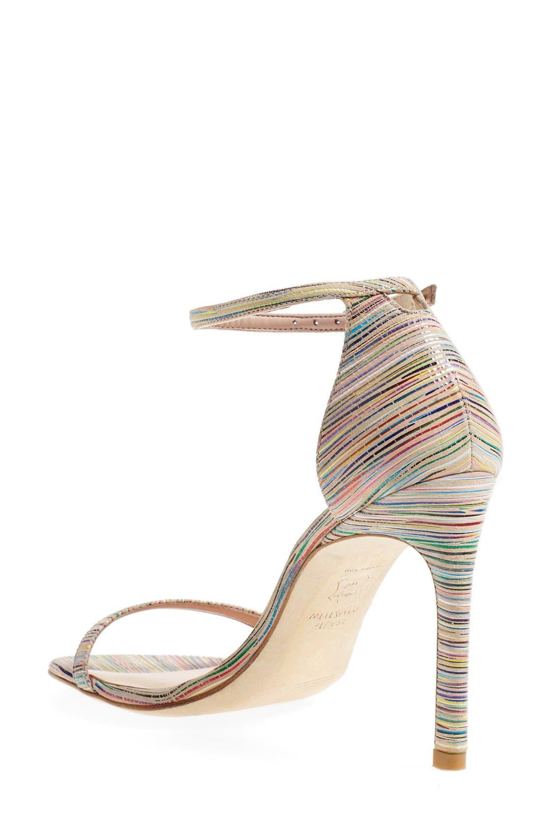 Nudistsong Ankle Strap Sandal,                             Alternate thumbnail 64, color,